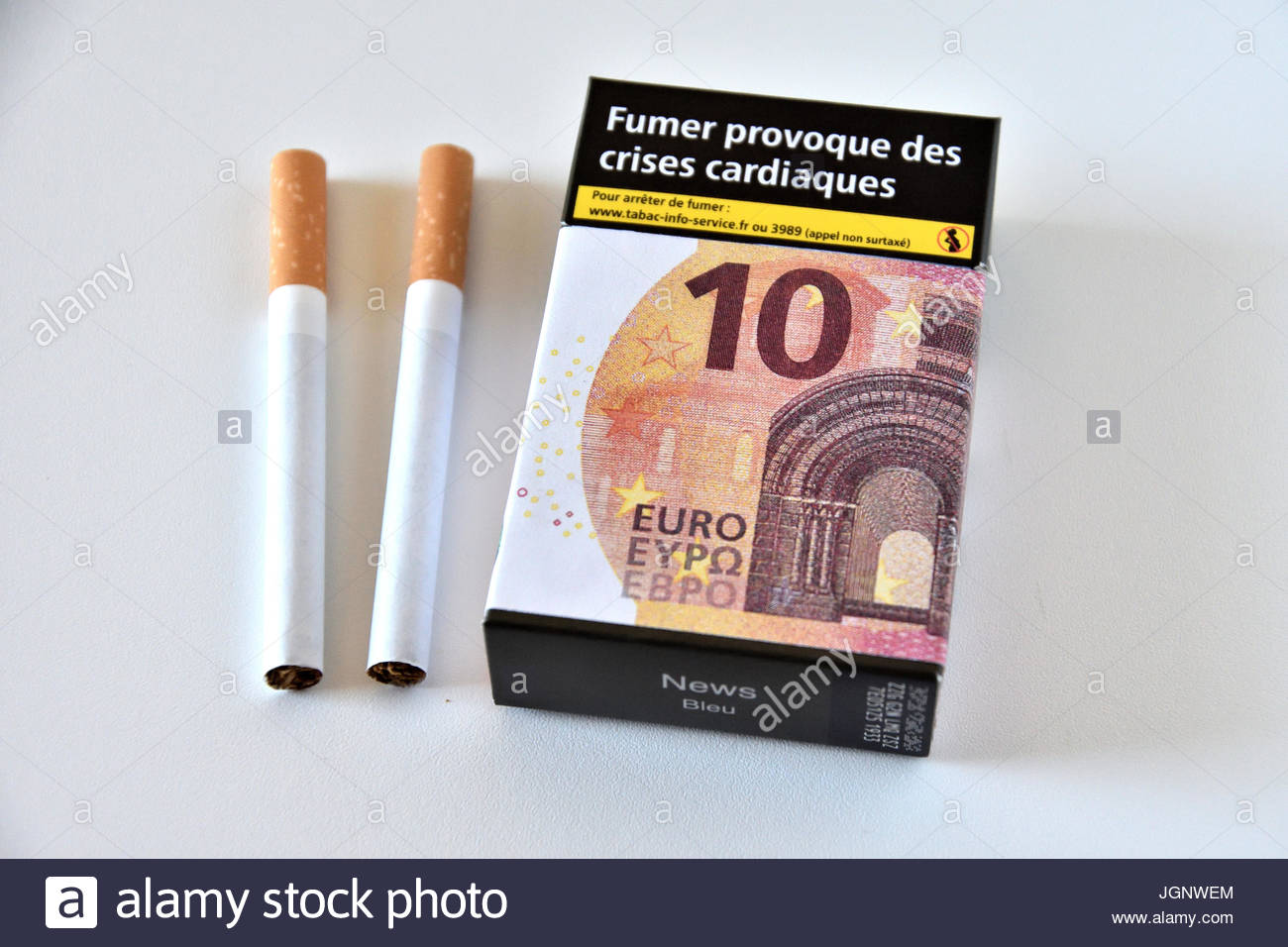 Buying cigarettes Viceroy in Ireland