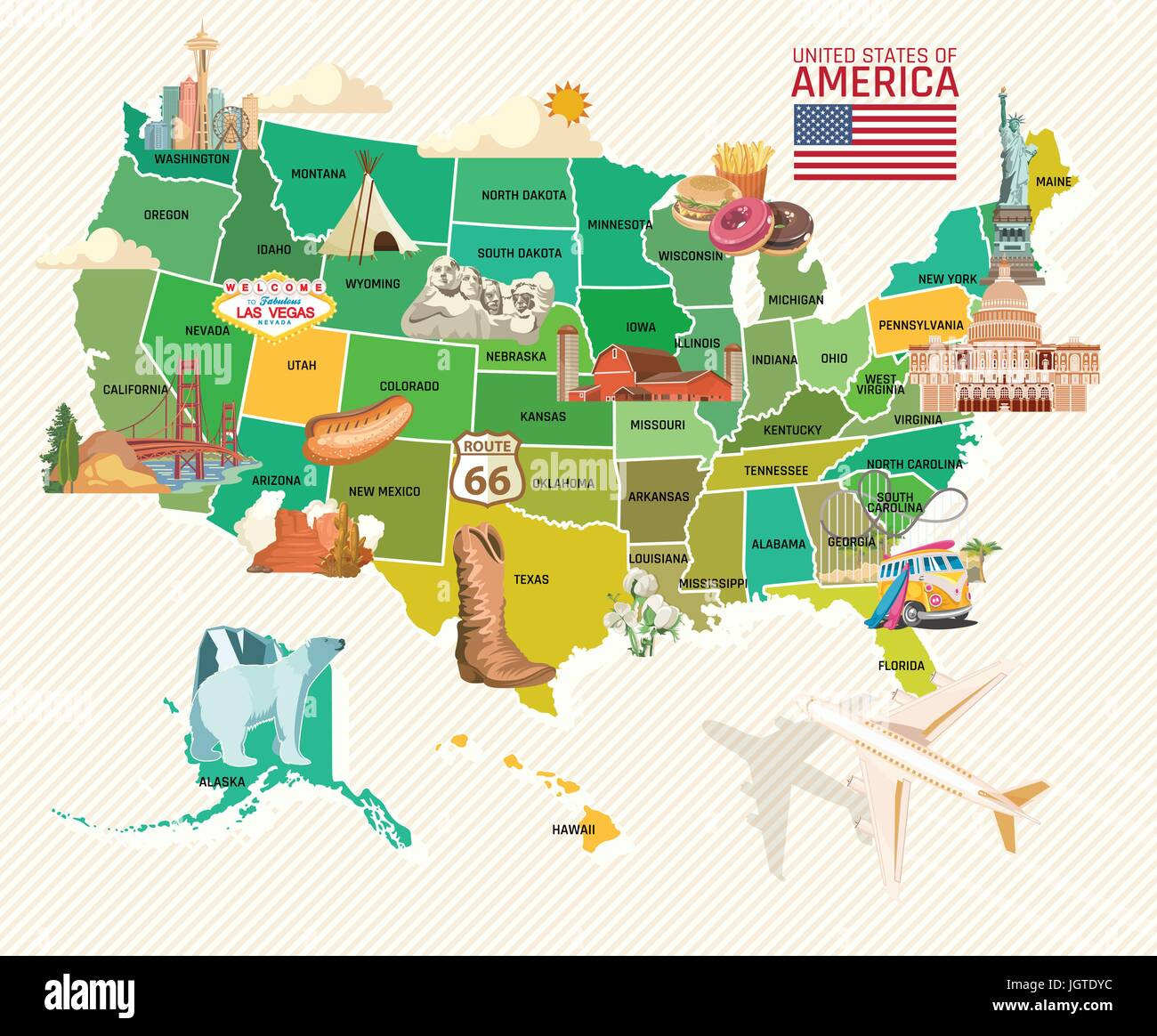 united states of america land of the There was a time when students attended civics classes in the united states and learned about the three branches of government, executive, legislative, and judicial.