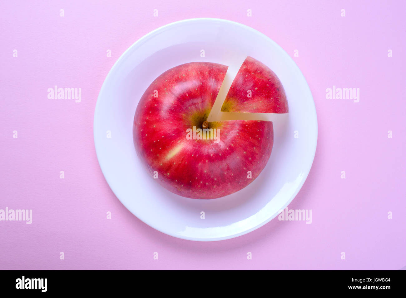 Apple pie chart stock photo royalty free image 148075316 alamy apple pie chart nvjuhfo Images