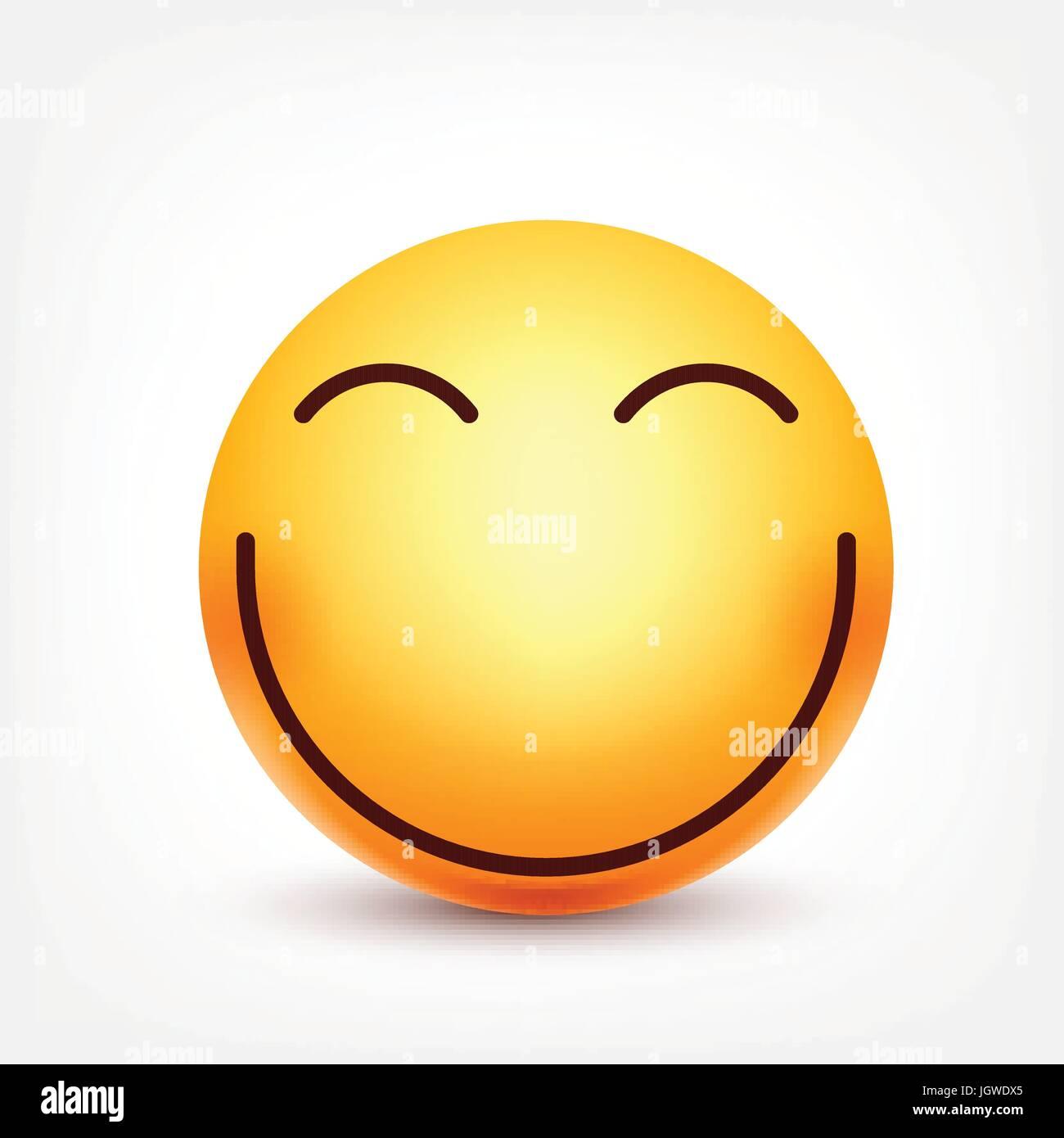 Smileyemoticon yellow face with emotions facial expression 3d smileyemoticon yellow face with emotions facial expression 3d realistic emoji sadhappyangry facesfunny cartoon characterod web icon buycottarizona Choice Image