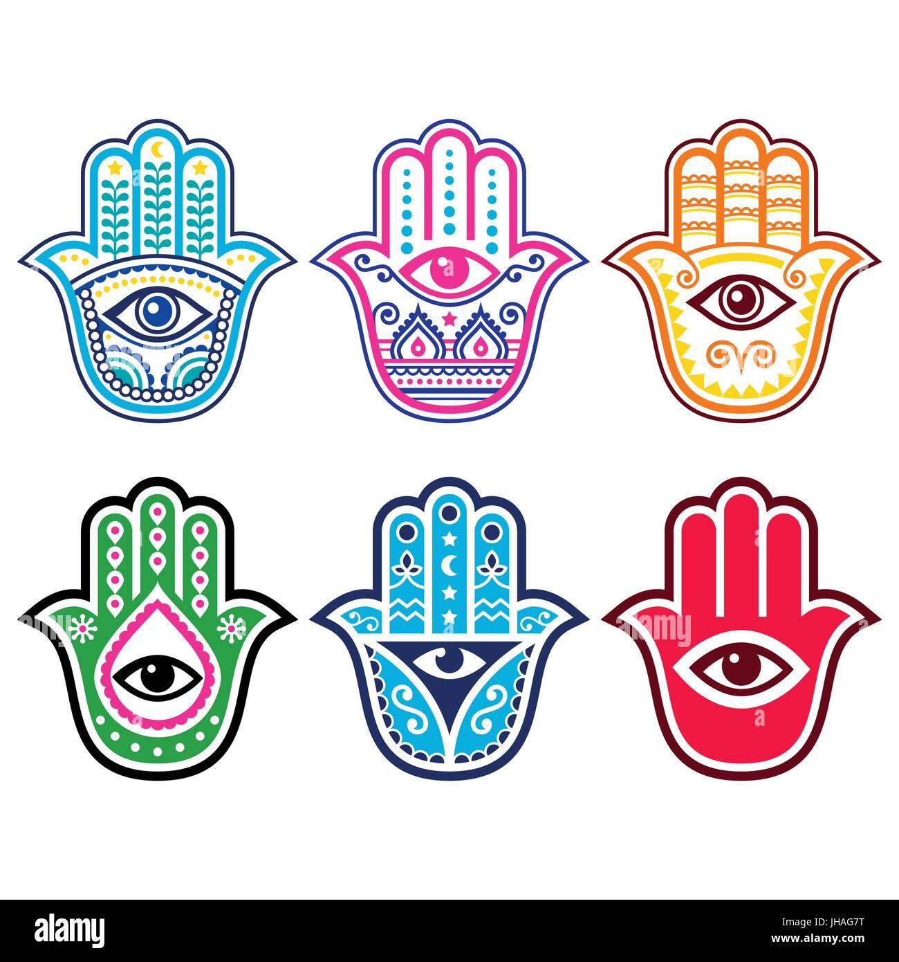 Hamsa hand hand of fatima amulet symbol of protection from hamsa hand hand of fatima amulet symbol of protection from devil eye hamsa hand of fatima symbol of strength and happiness isolated on white biocorpaavc