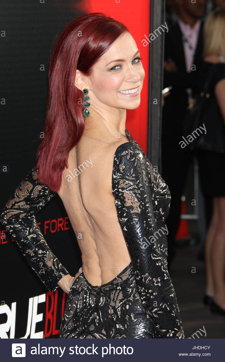 Carrie Preston Hbos True Blood Season 6 Premiere At Arclight