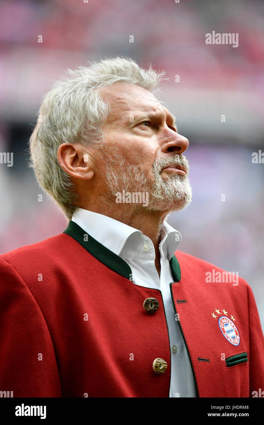 Paul Breitner portrait German football championship Allianz