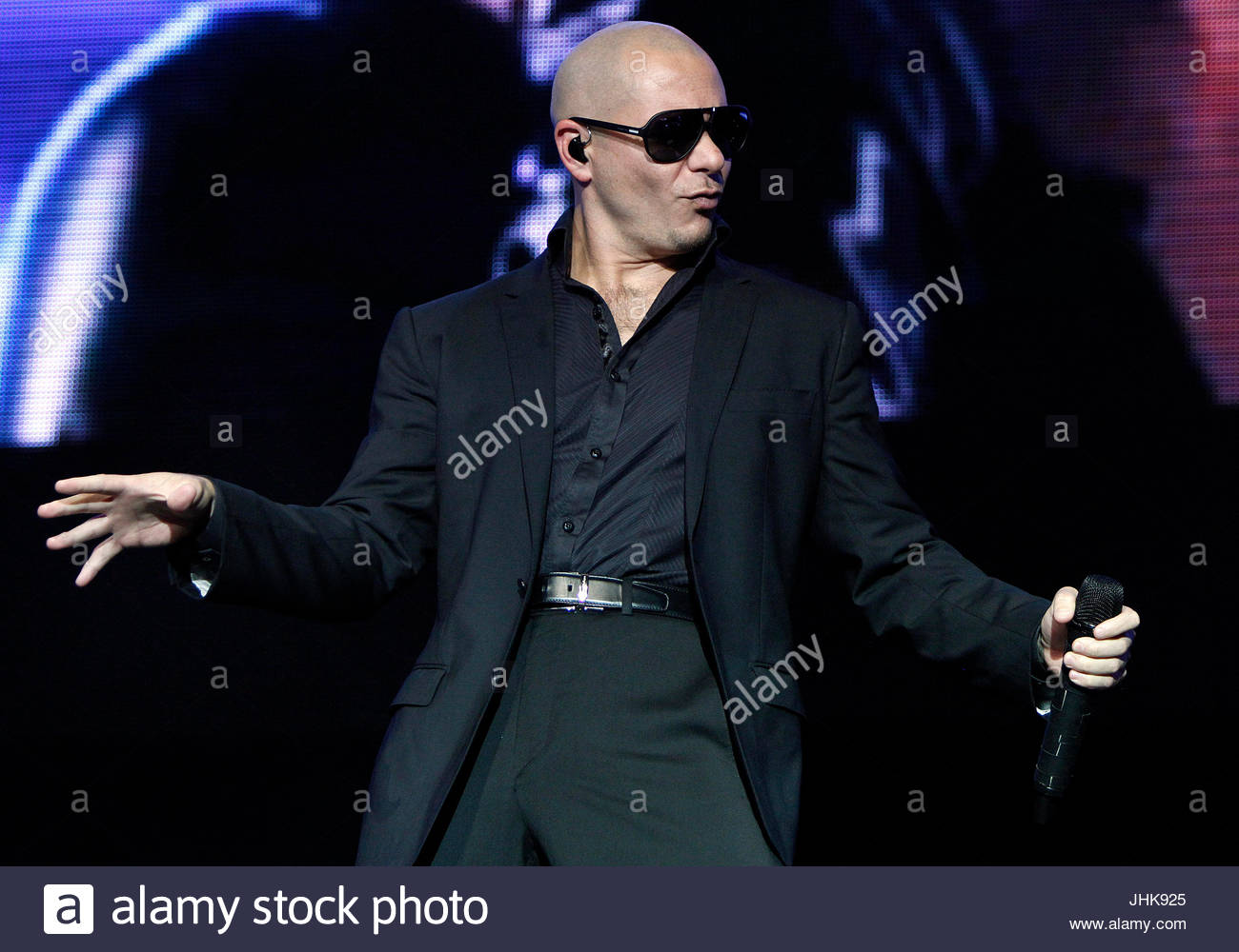 Pitbull rapper songwriter and record producer armando prez stock pitbull rapper songwriter and record producer armando prez better known as pitbull took to the stage at aarons lakewood amphitheater in atlanta ga voltagebd Image collections