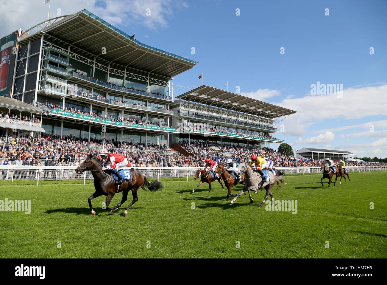 Marnie James ridden by Nathan Evans wins the Garbutt + Elliott ...