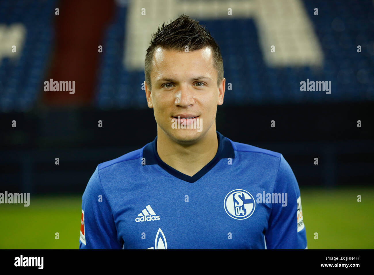 football Bundesliga 2017 2018 FC Schalke 04 Veltins Arena