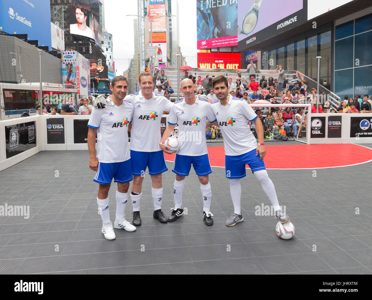 street soccer cup