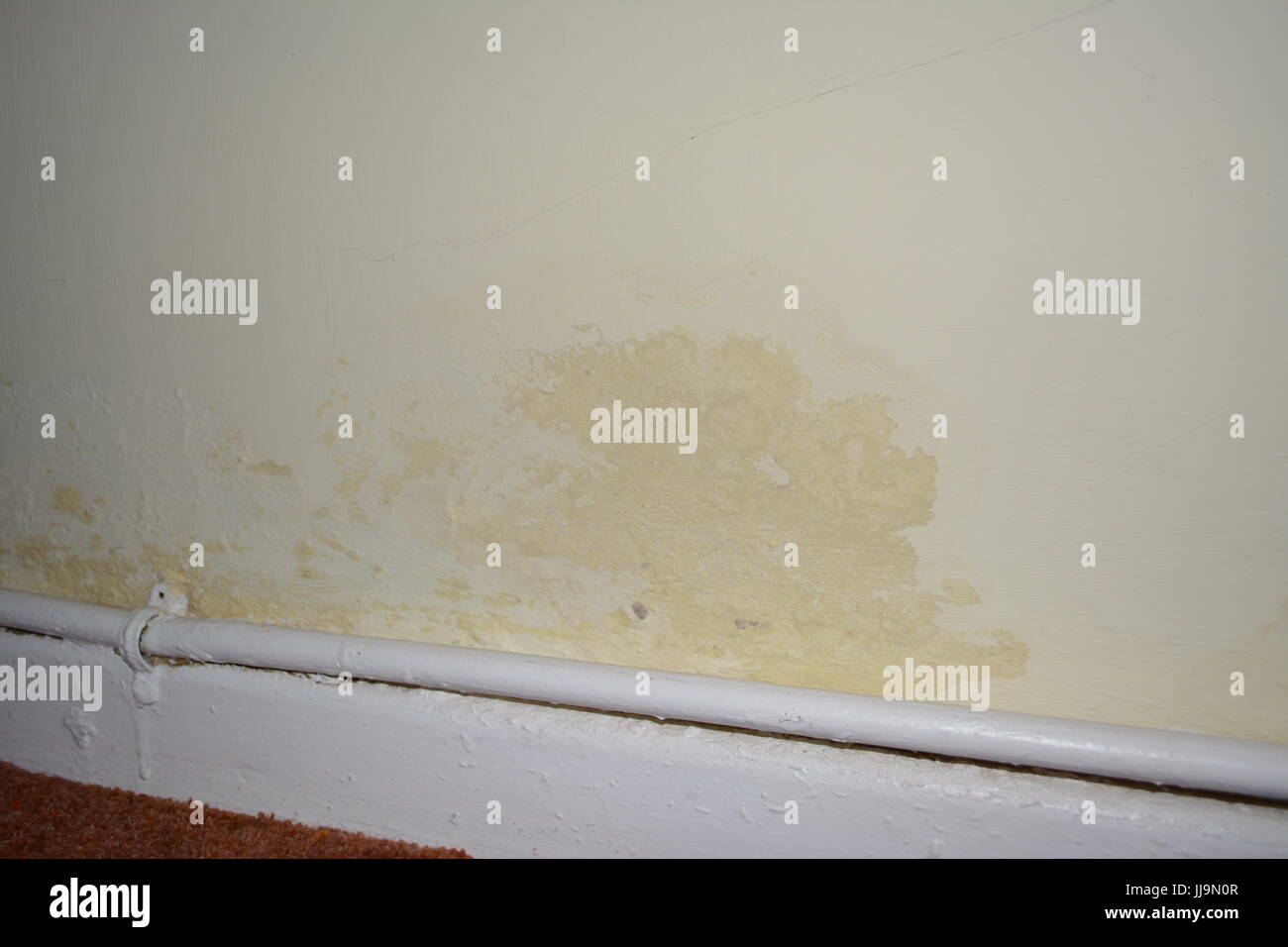 Rising damp on inside wall of old house re peeling paint poor rising damp on inside wall of old house re peeling paint poor decoration dpc dpm damp proof course membrane lack of heating pipework and heating pipes solutioingenieria Images