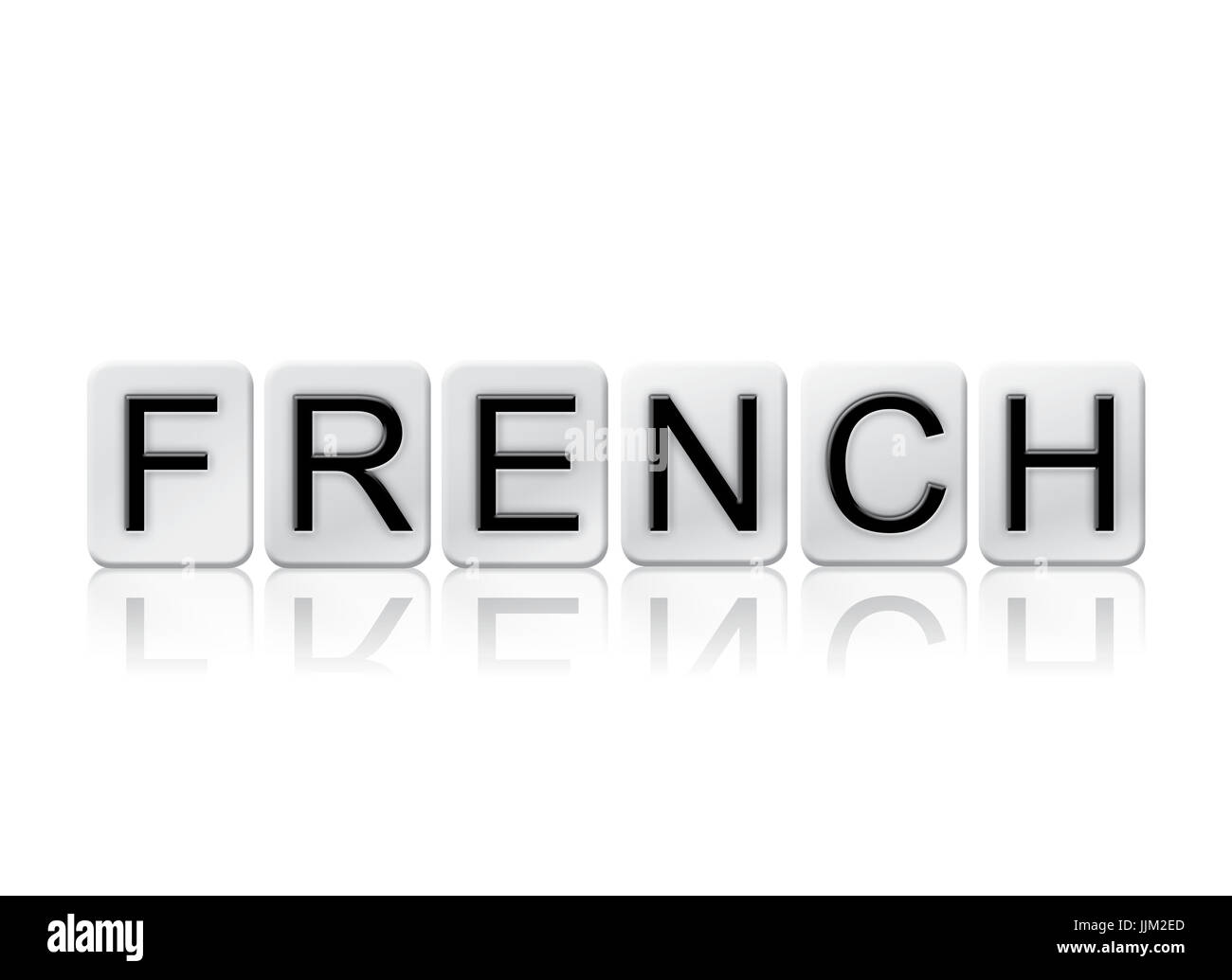 french word for threesome