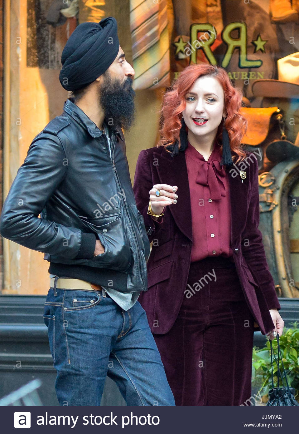 Waris ahluwalia actor and jewelry designer waris ahluwalia whos actor and jewelry designer waris ahluwalia whos currently the sikh model in a gap ad campaign that was defaced in nyc with racist graffiti is spotted out publicscrutiny Gallery