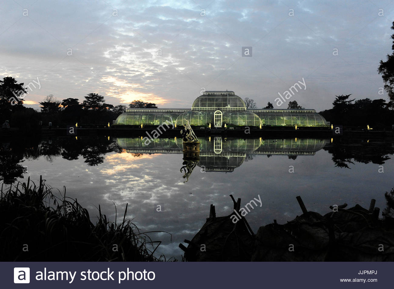 the palm house an enchanted winter landscape the first ever time