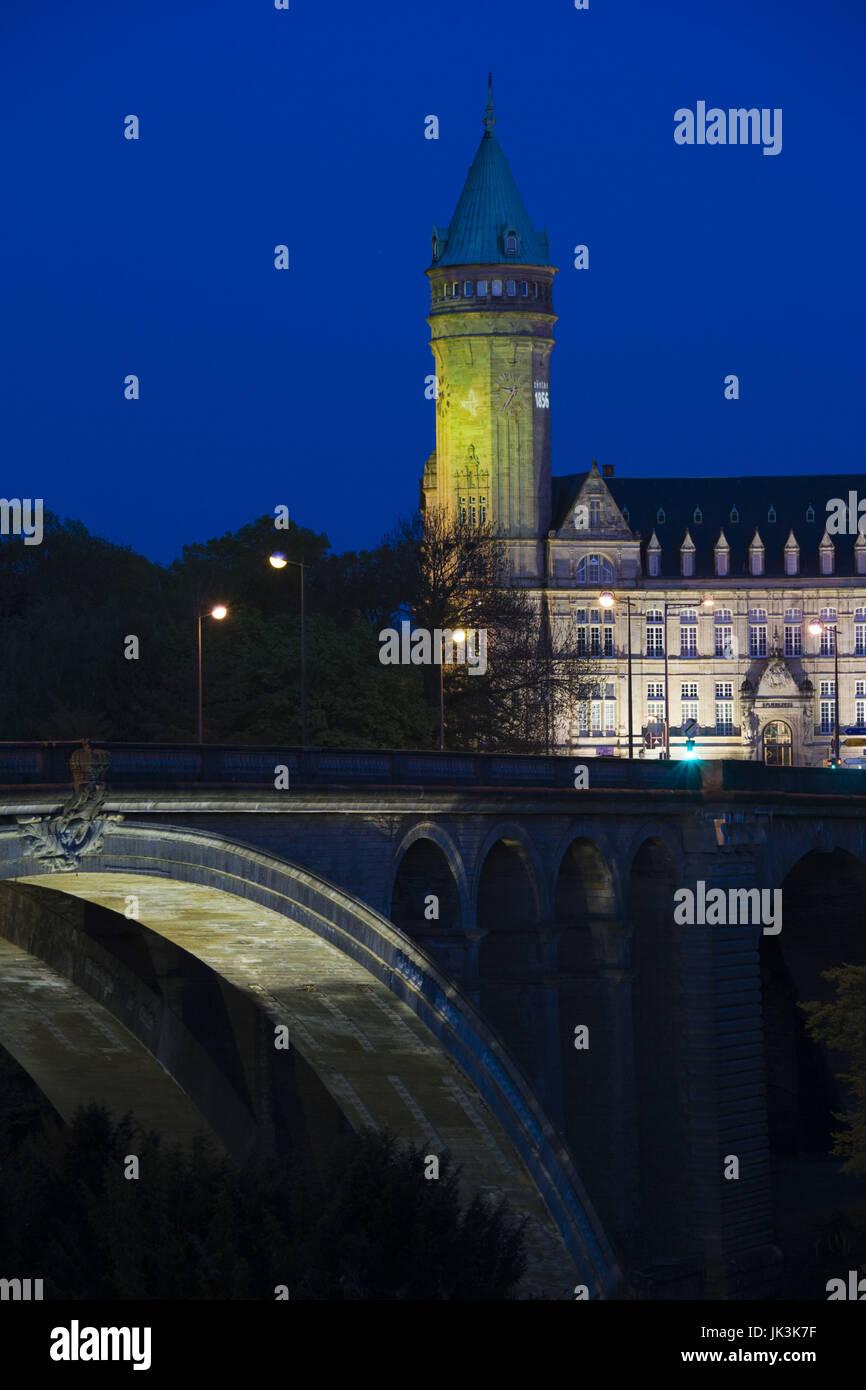 pont adolphe luxmbourg