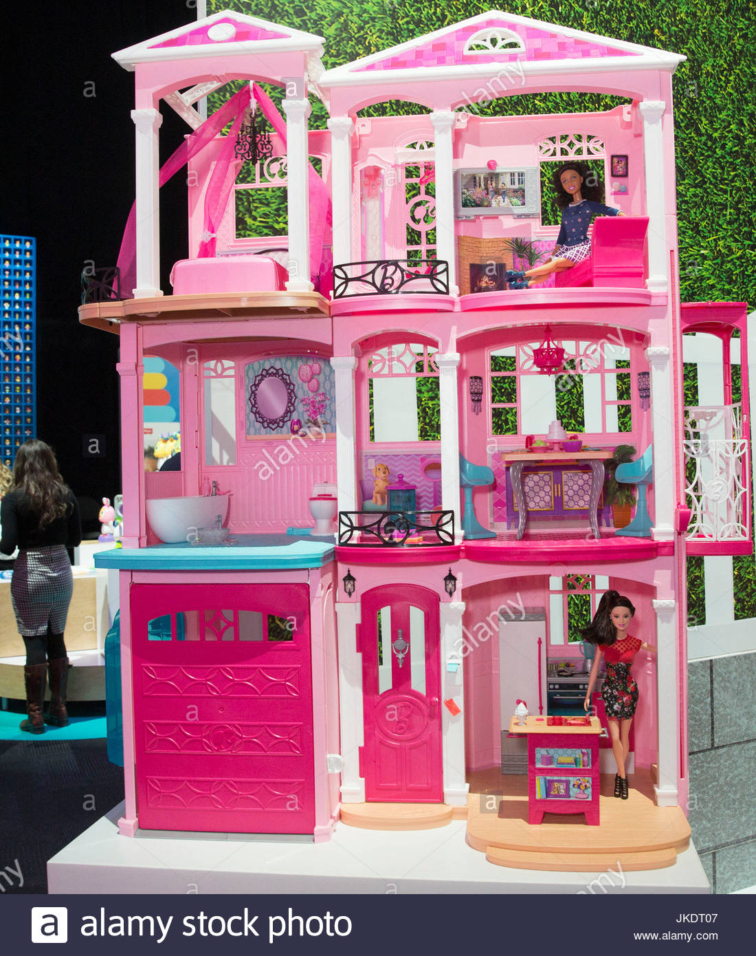 Barbie Dream House Dollhouse 2016 – House Plan 2017