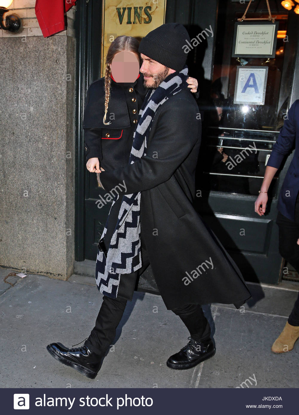 Brooklyn Beckham And Harper