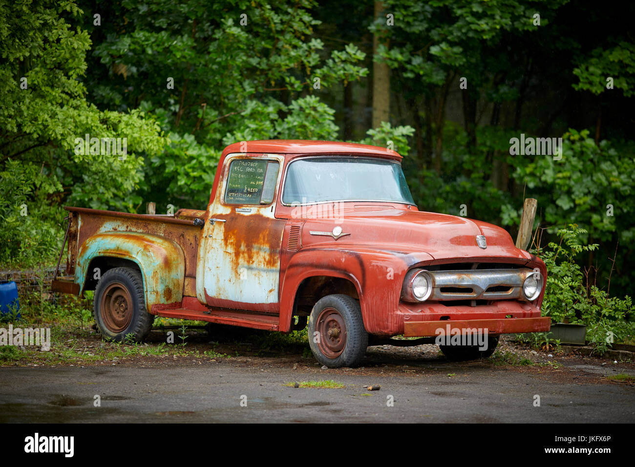 rustyOld american classic cars in need of restoration for sale ...