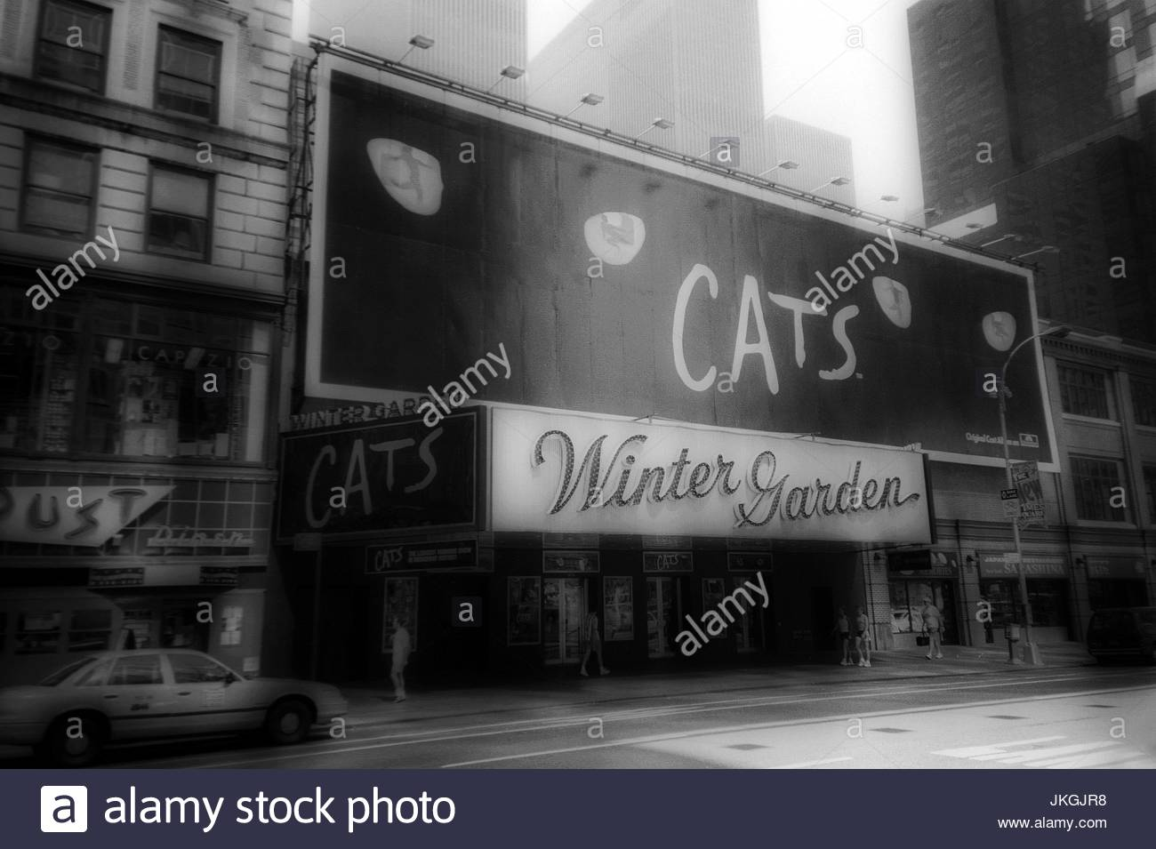cats marquee
