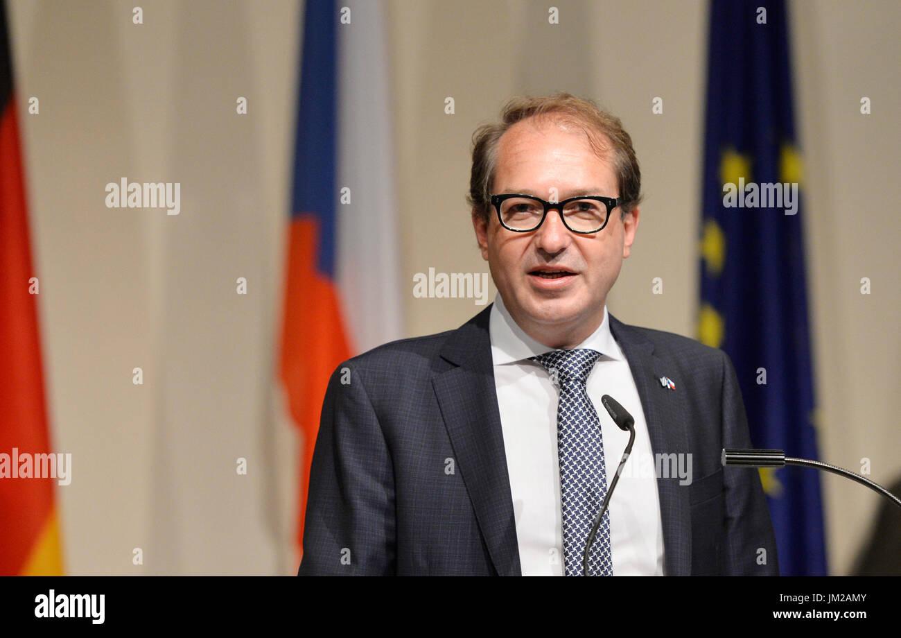 Len Fürth federal transport minister stock photos federal transport minister