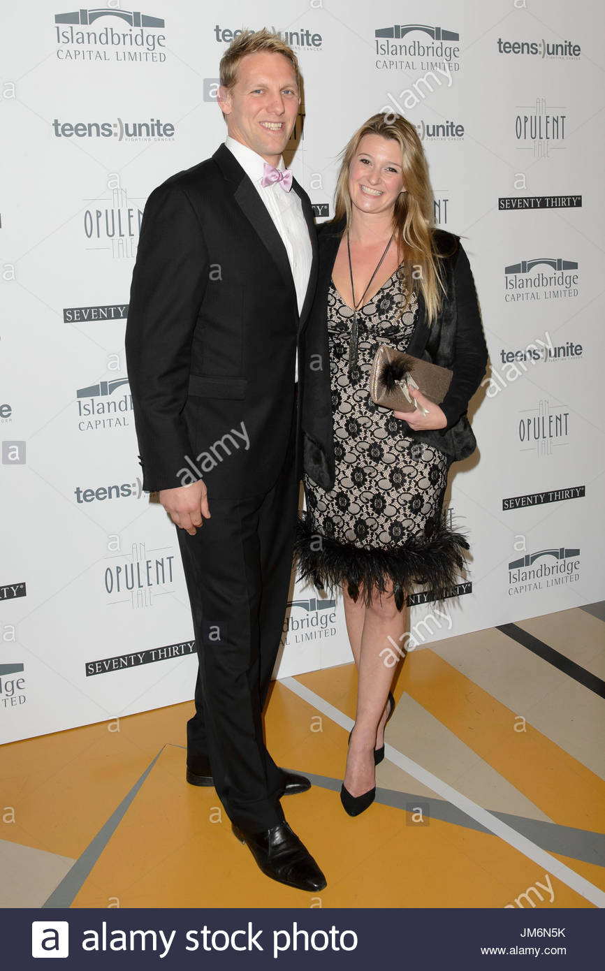 Lewis & Annie Moody. Arrivals for the Teens Unite Fundraising Event at the  Banking Hall