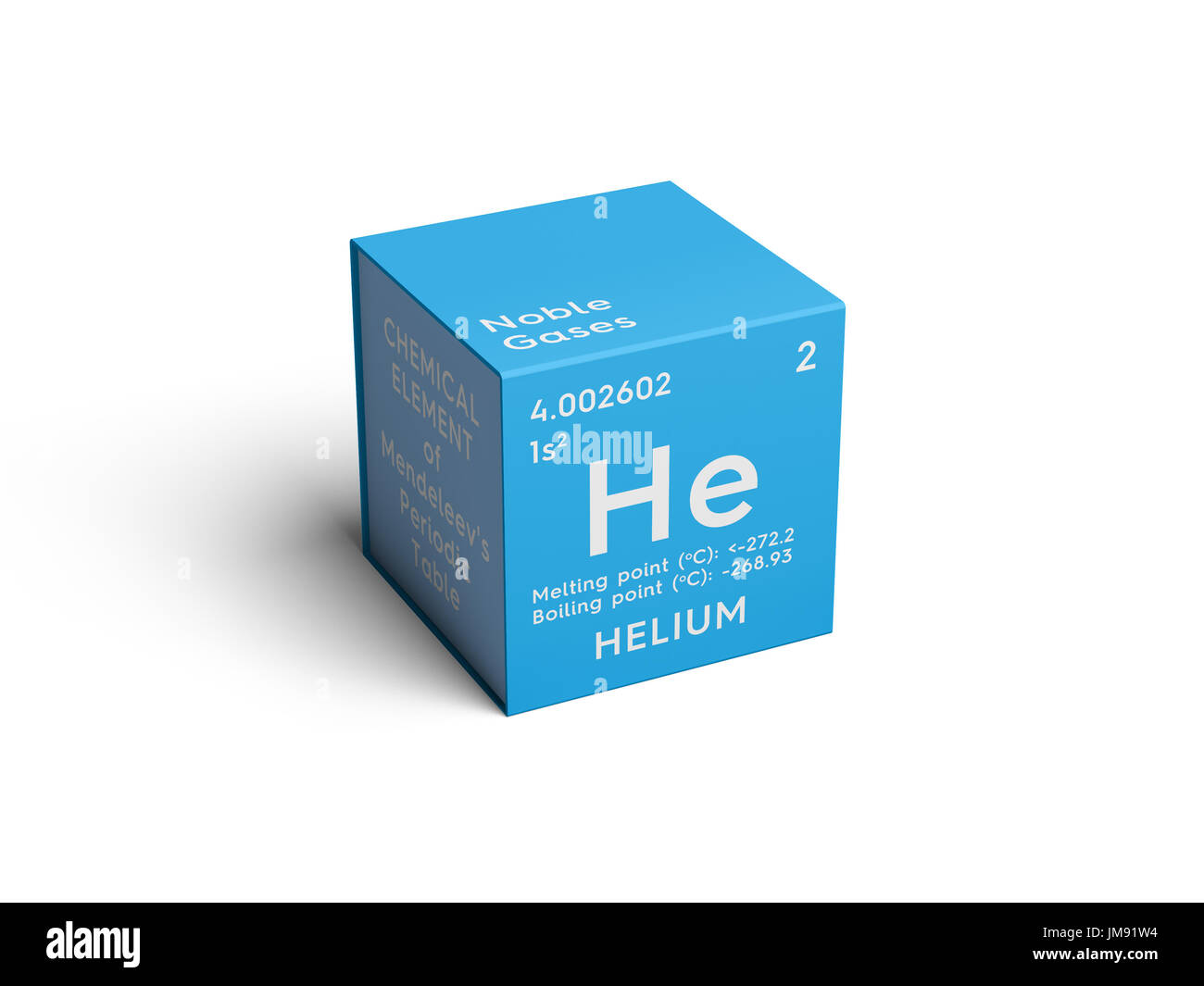 Helium noble gases chemical element of mendeleevs periodic helium noble gases chemical element of mendeleevs periodic table helium in square cube creative concept buycottarizona