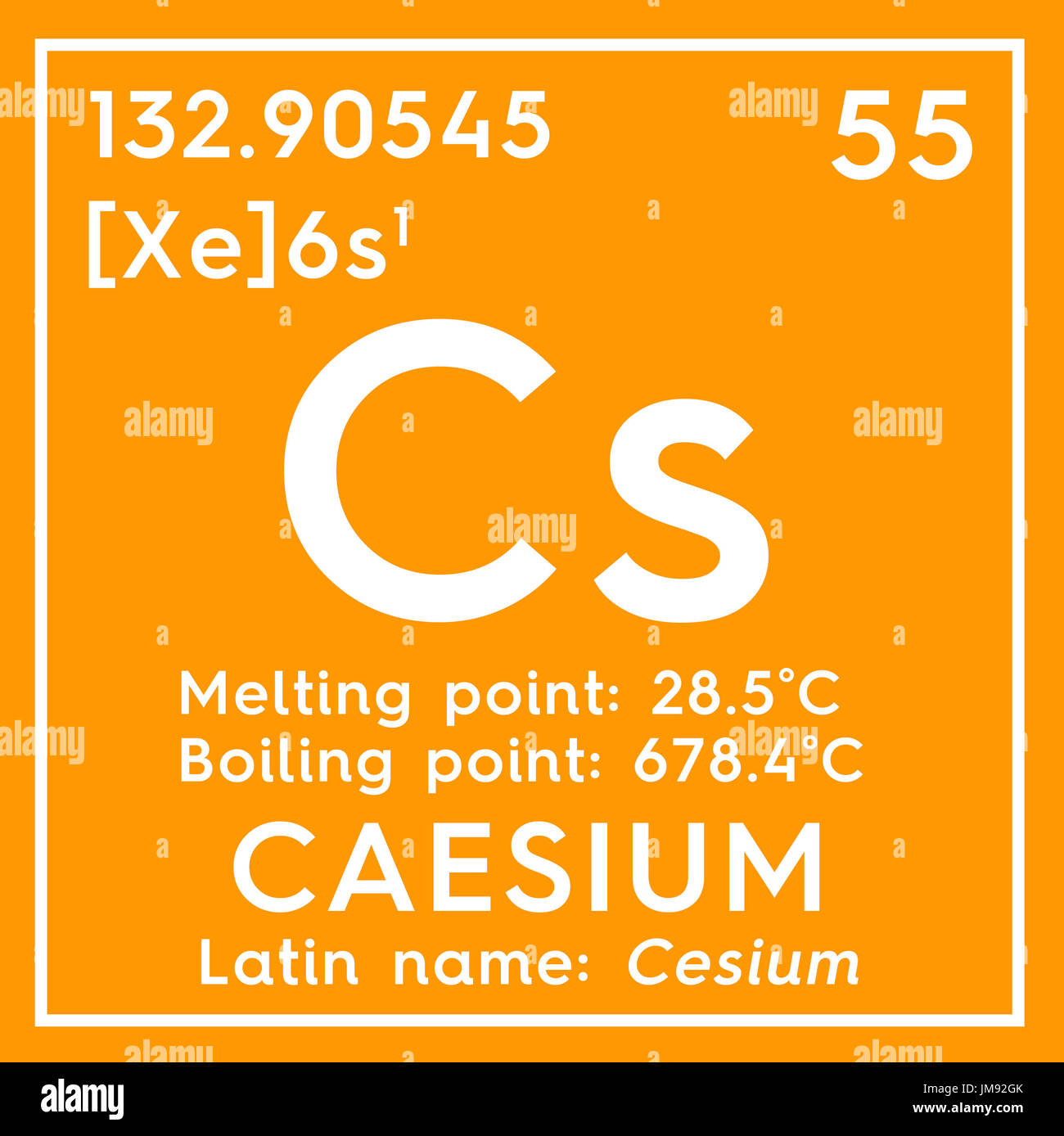 Cesium periodic table choice image periodic table images caesium cesium alkali metals chemical element of mendeleevs caesium cesium alkali metals chemical element of mendeleevs gamestrikefo Image collections