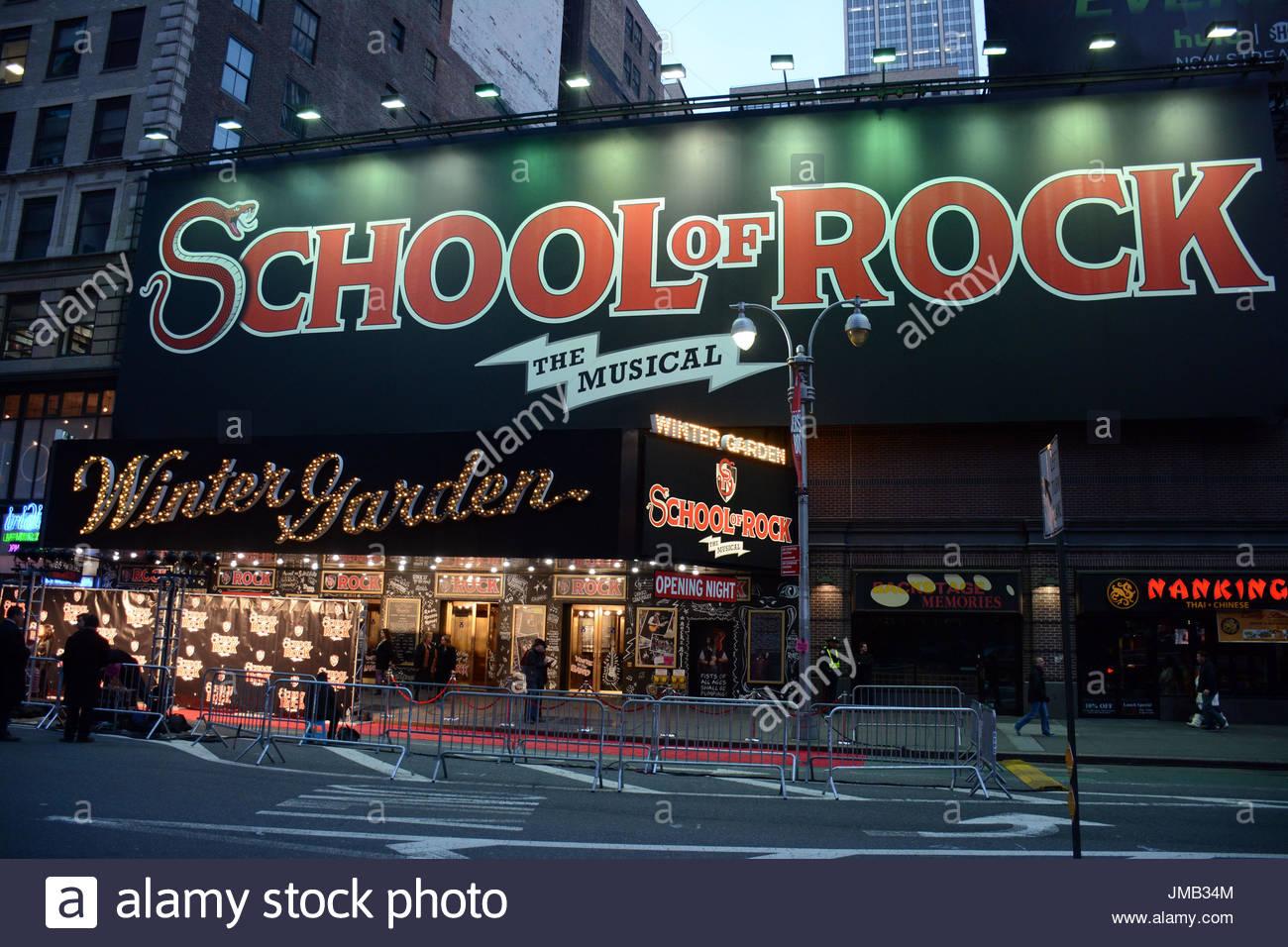 of rock opening night stock photos u0026 of rock opening