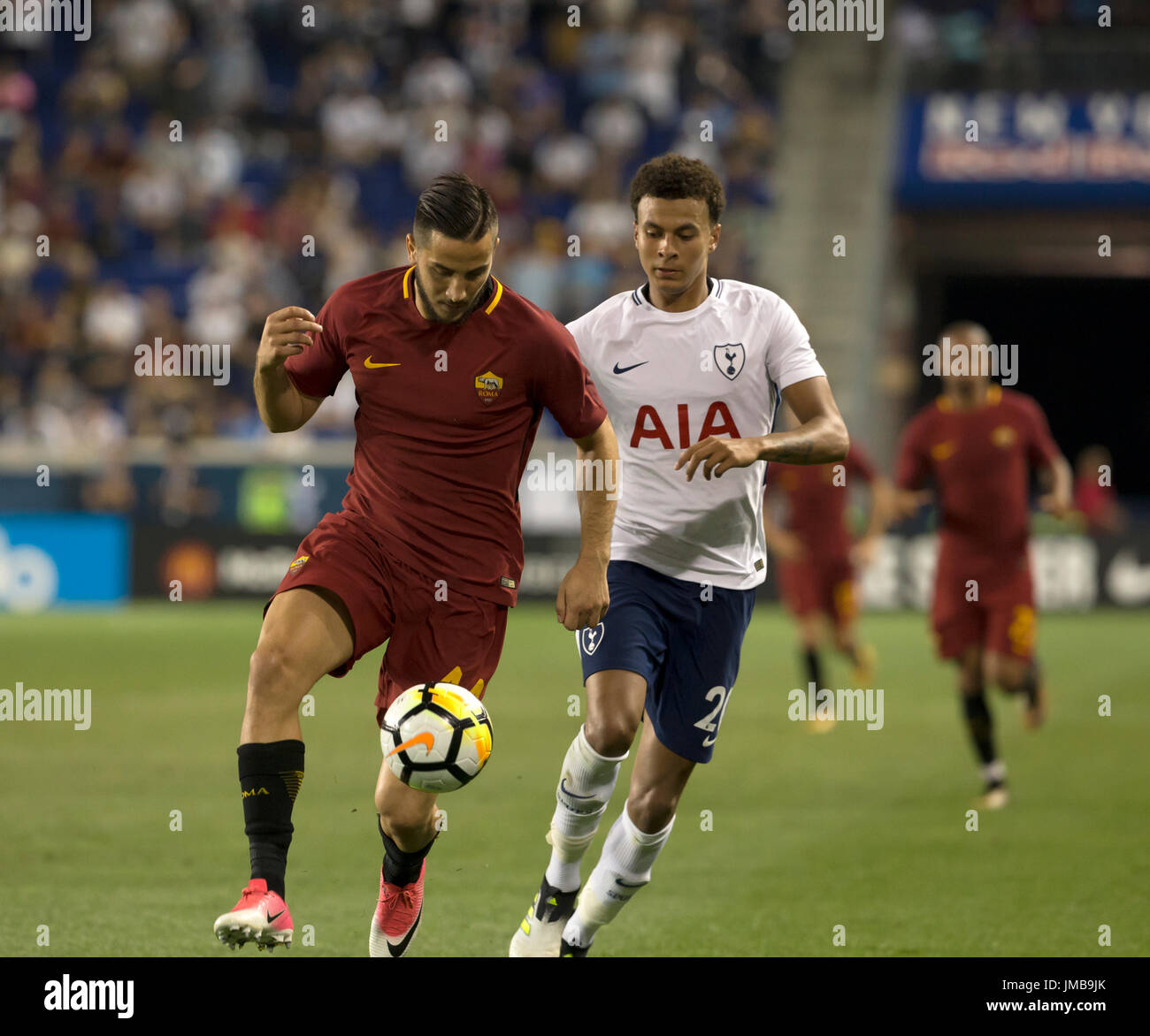 Toby Alderweireld And Dele Alli Photos Photos: Dele Alli 2017 Stock Photos & Dele Alli 2017 Stock Images