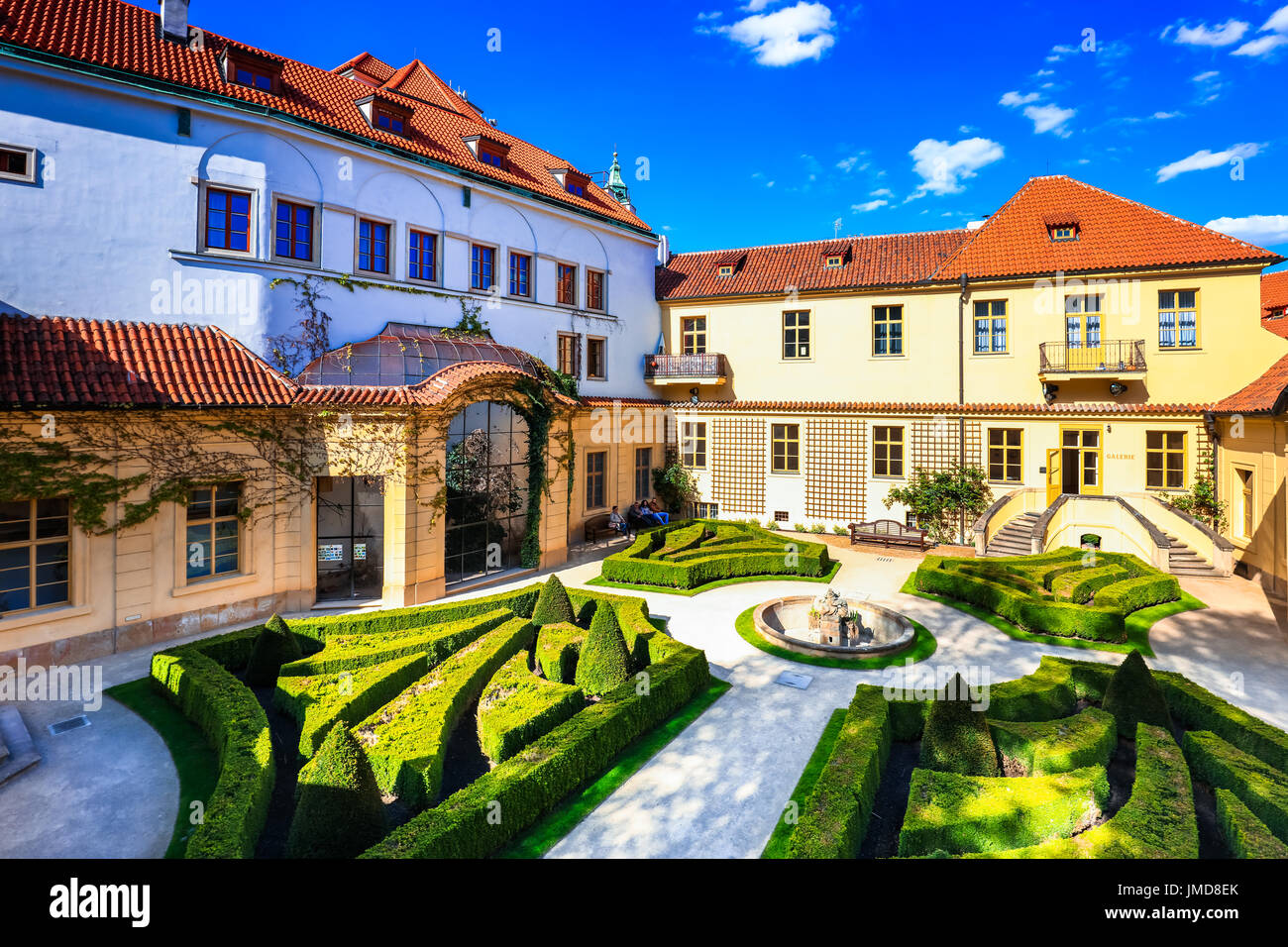 vrtba garden prague czech - photo #25