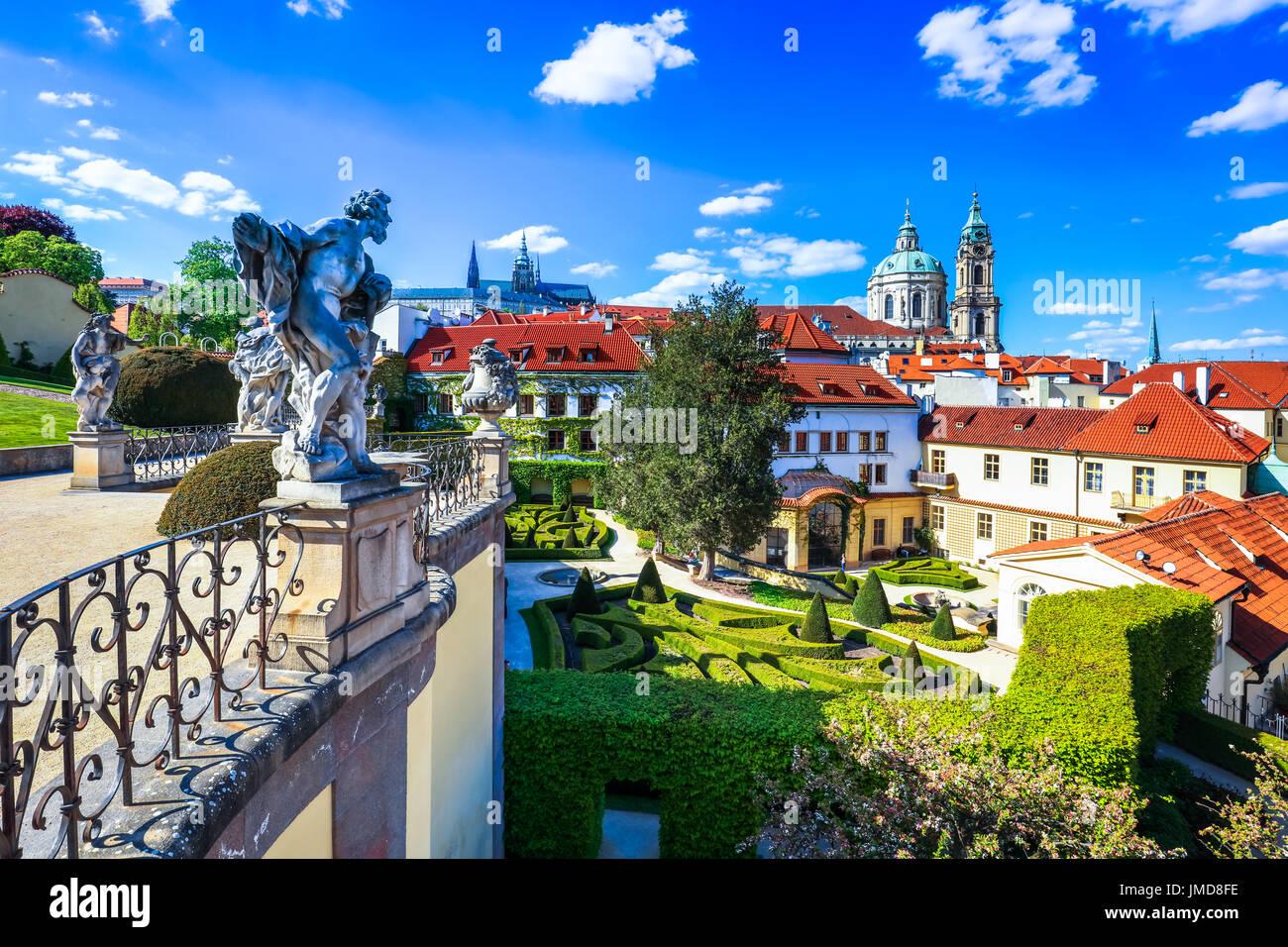 vrtba garden prague czech - photo #26