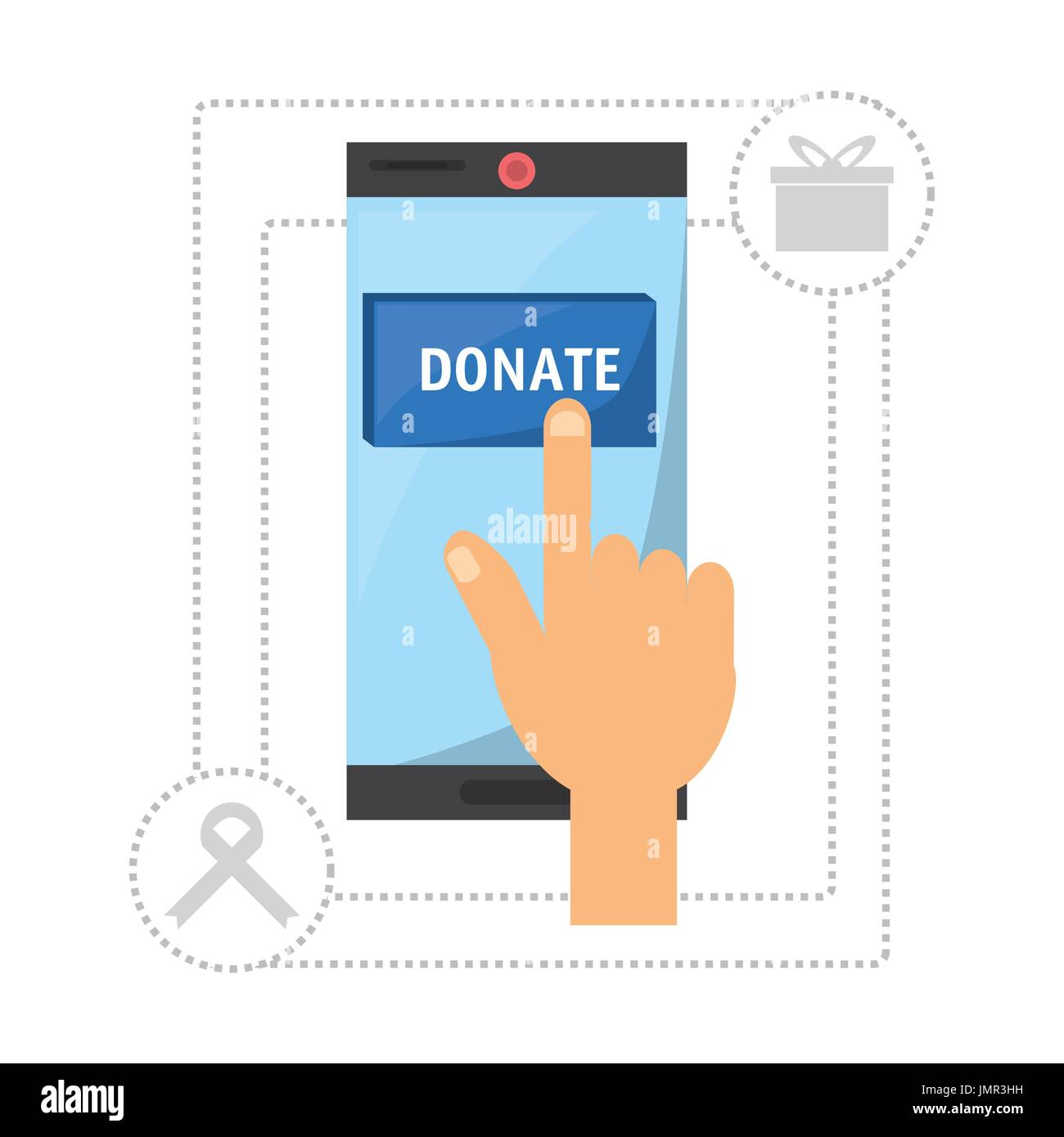 Charity stock vector images alamy donation support symbol to charity of the people stock vector biocorpaavc