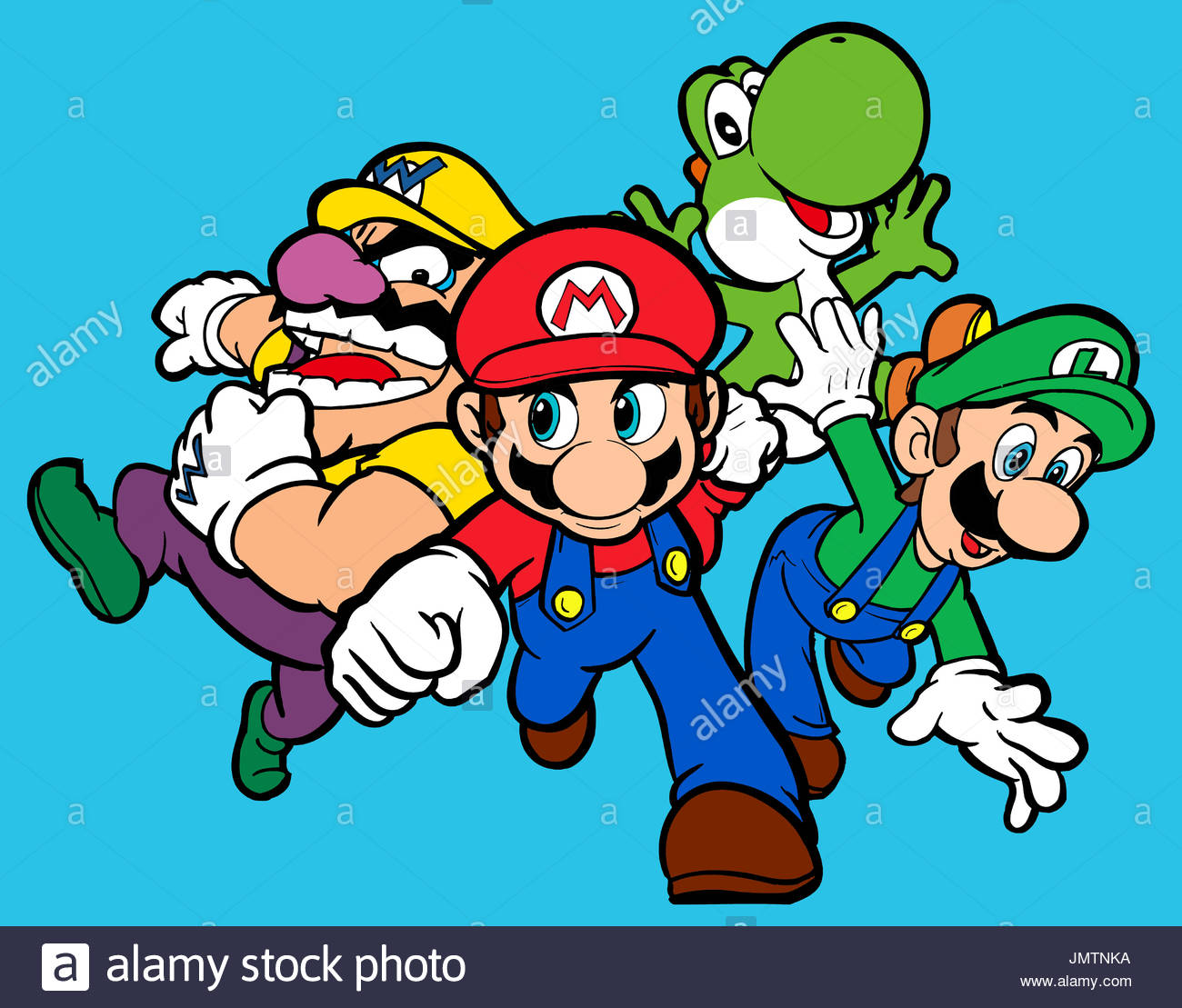 Mario Bros Stock Photos & Mario Bros Stock Images - Alamy