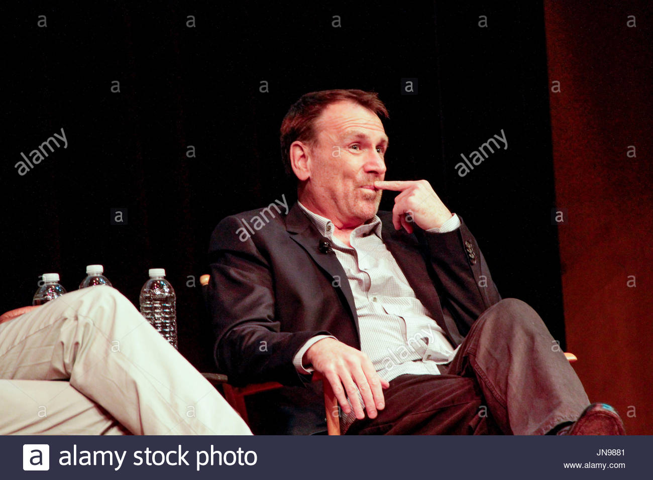 Colin Quinn Sits Down With Tim Meadows To Discuss His New Book