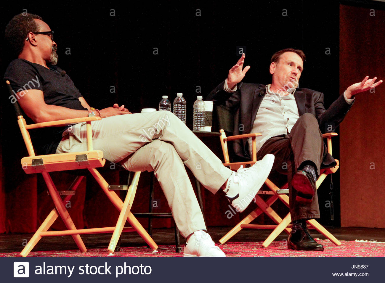 Tim Meadows Colin Quinn Sits Down With To Discuss His New