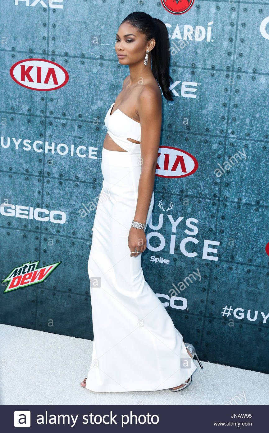 Cleavage Chanel Iman United States naked photo 2017