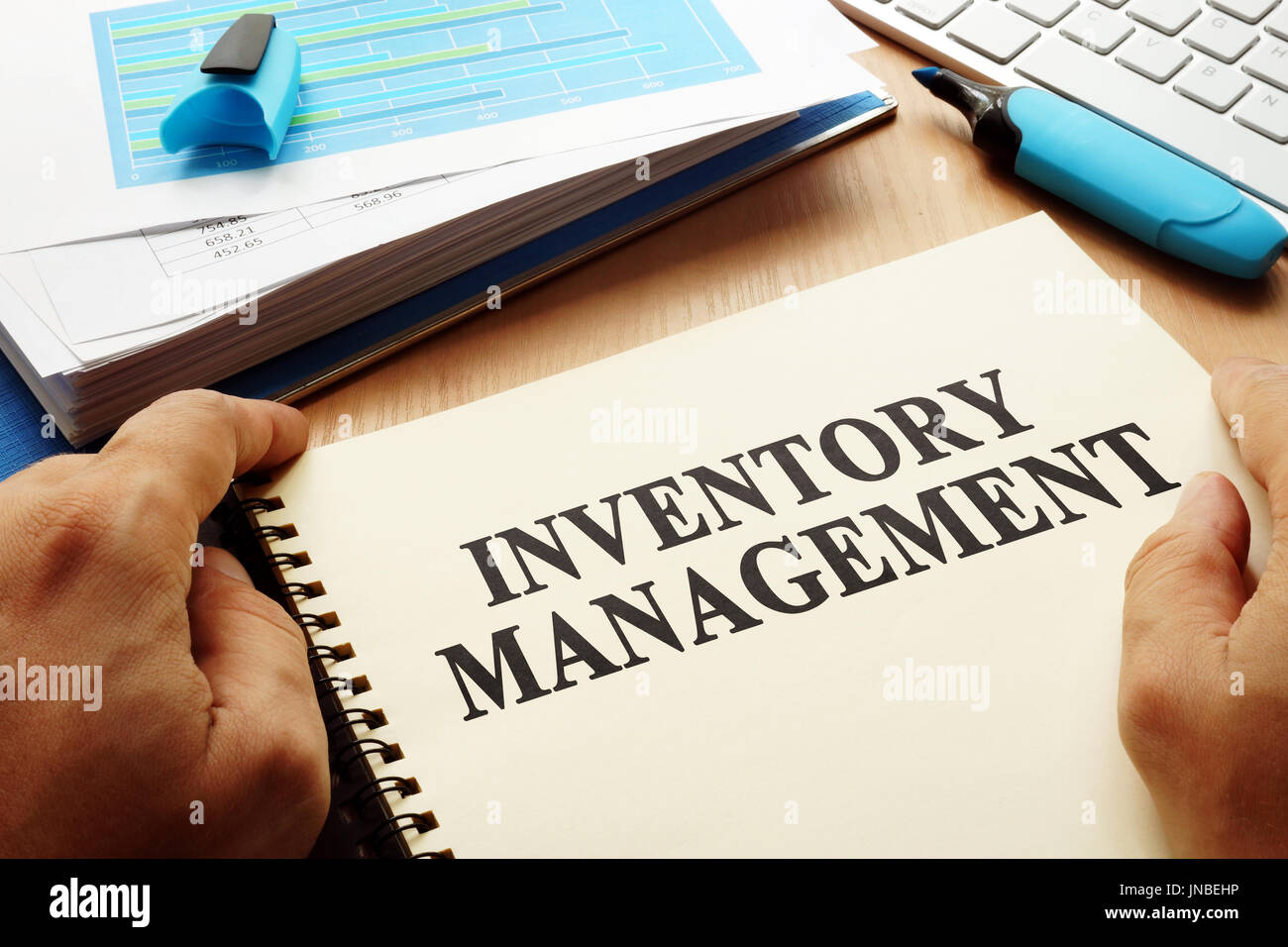 Documents with name inventory management Stock Photo, Royalty Free ...
