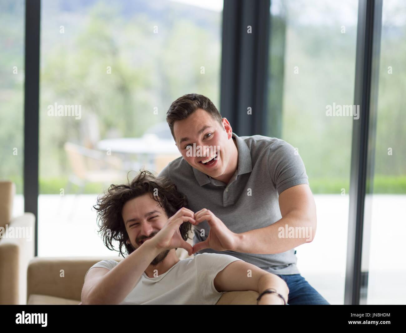 Home gay love