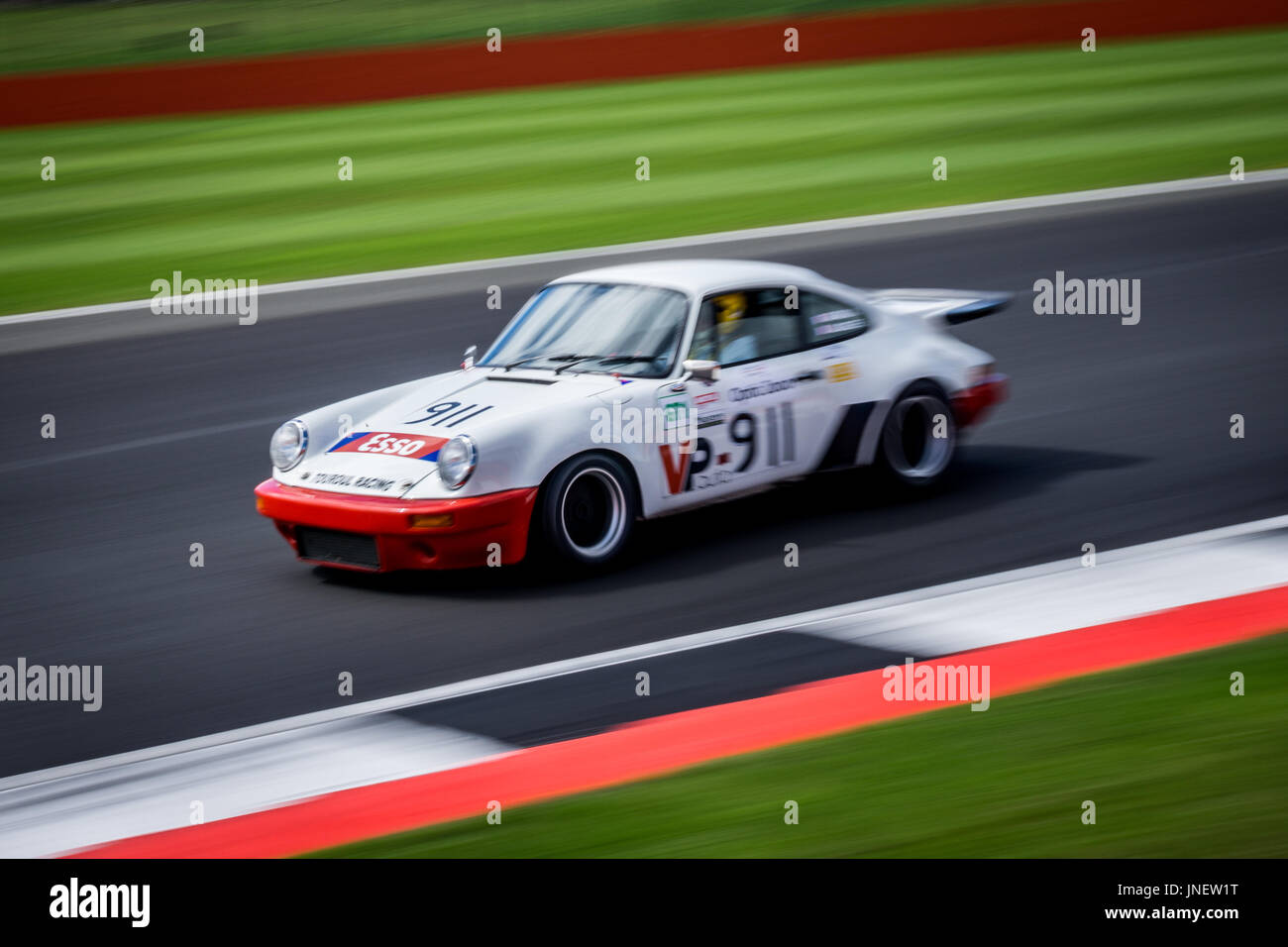 Porsche 911 Silverstone Stock Photos Amp Porsche 911