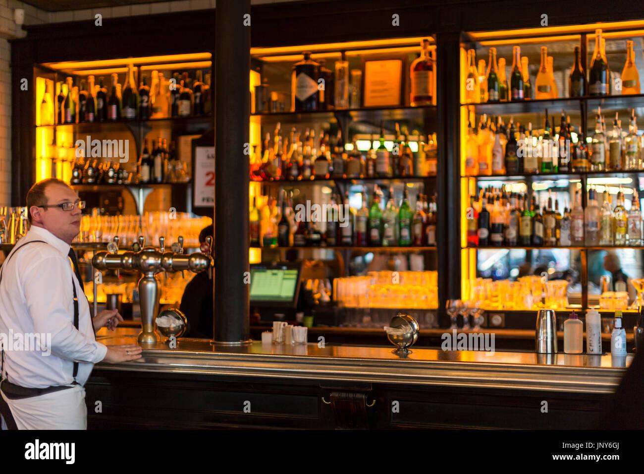 Cafe Saint Regis Paris France