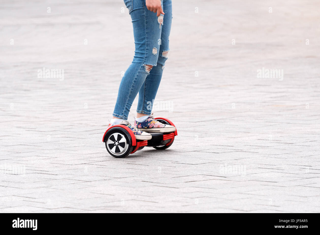 Self Balancing Scooter Stock Photos & Self Balancing ...