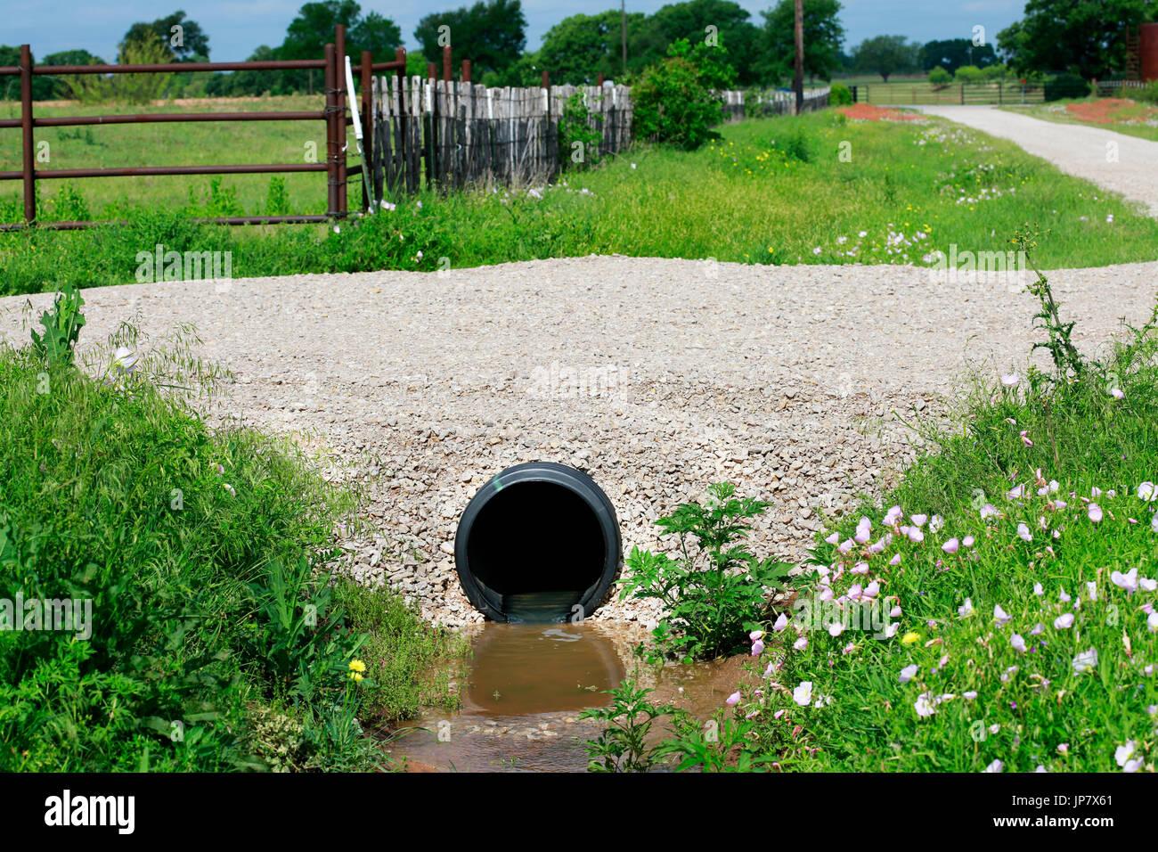 drain pipe gravel stock photos u0026 drain pipe gravel stock images