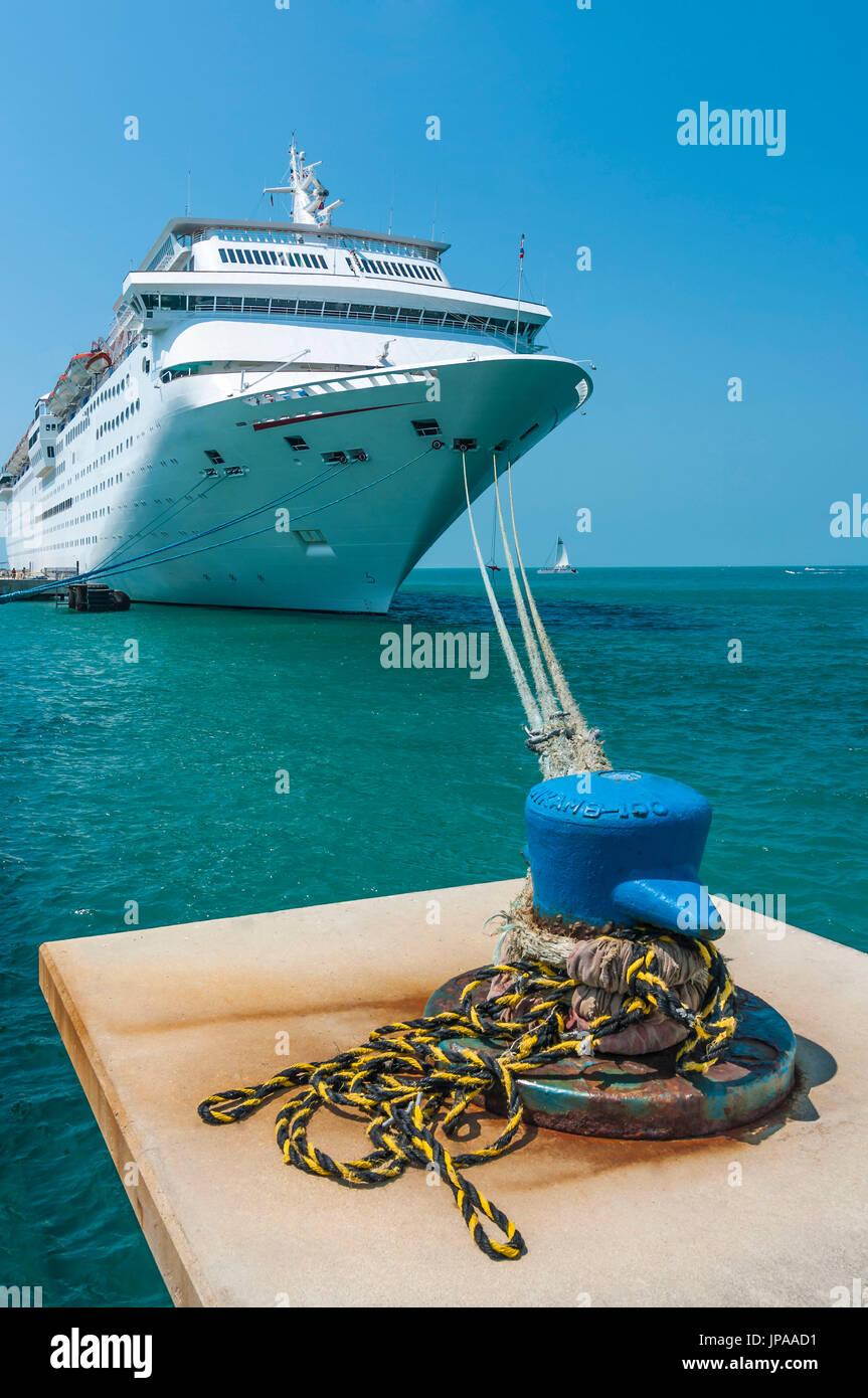 Key West Florida Cruise Ships Stock Photos Key West Florida - Cruise ships key west