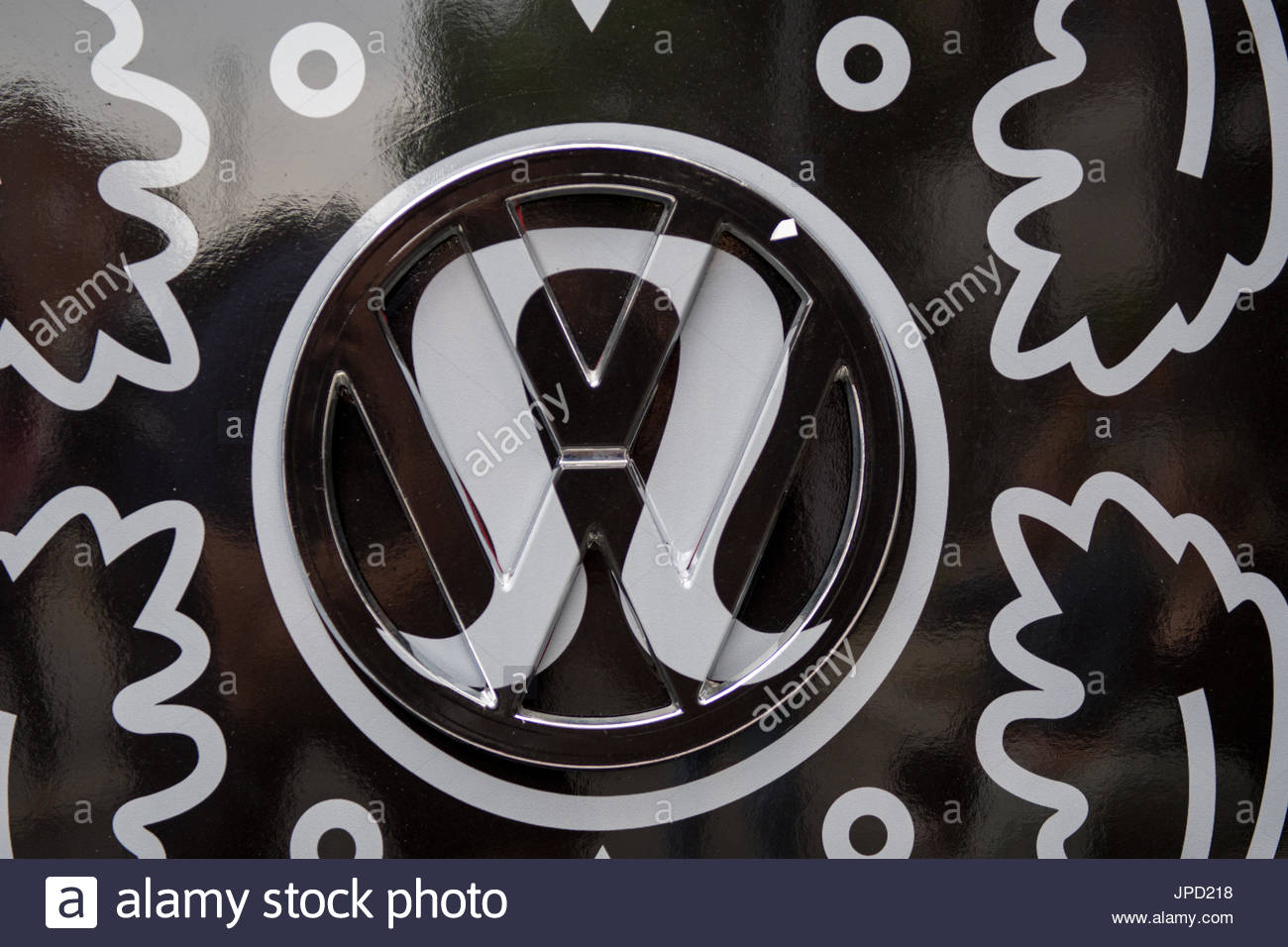 Lululemon stock photos lululemon stock images alamy lululemon logo or brand symbol over metallic surface of an old vw permanently parked in ossignton biocorpaavc Gallery
