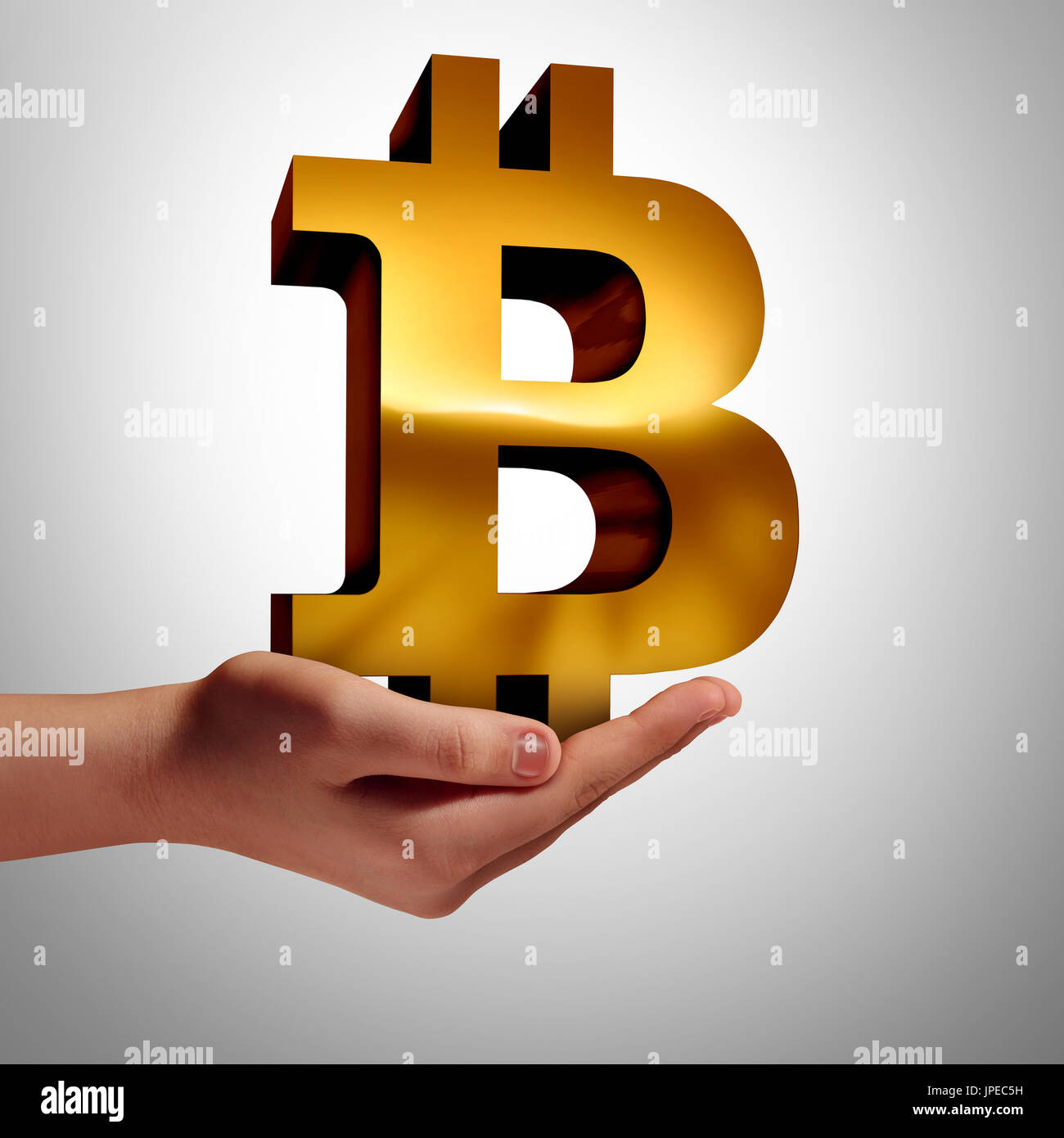 Bitcoin currency and symbol of cryptocurrency digital internet bitcoin currency and symbol of cryptocurrency digital internet currency economic concept as a human hand holding buycottarizona