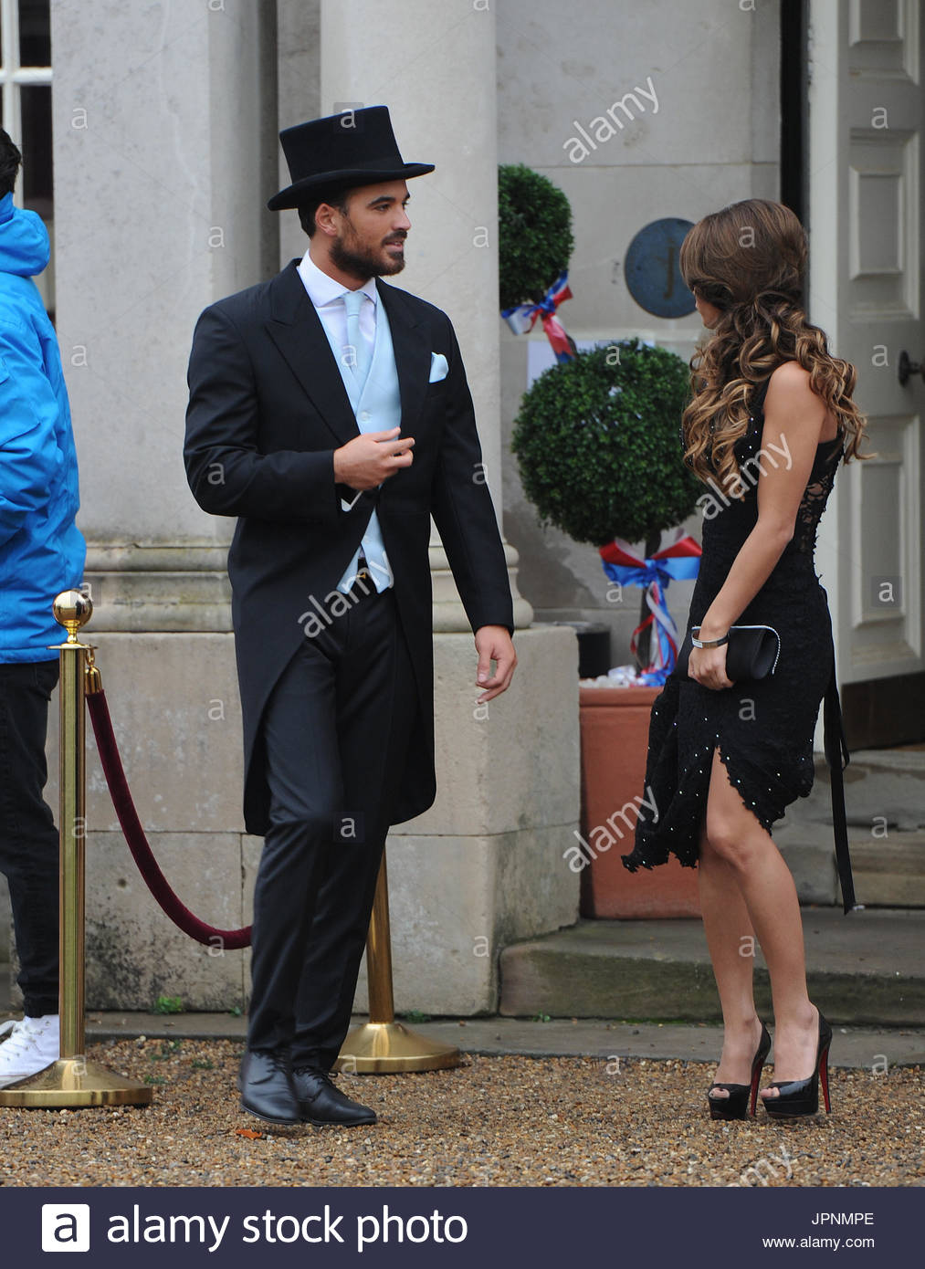 michael-hassini-nicole-bass-towie-cast-film-their-royal-wedding-theme-JPNMPE Towie Cast Film Their Royal Wedding Theme Finale They Celebrated Nanny Pats Birthday At Addington Palace In Croydon She Was The Queen And The Cast Had