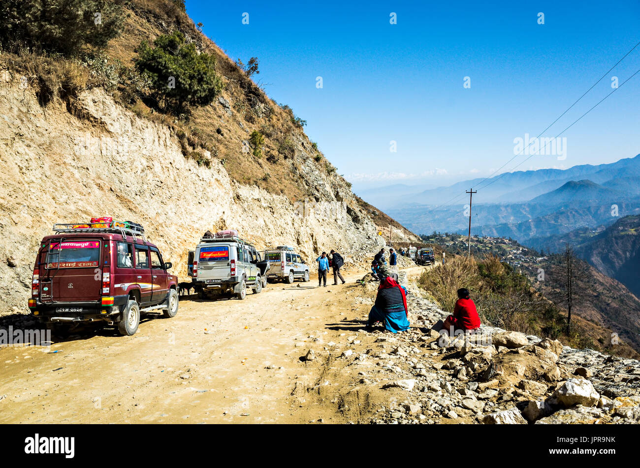 road transportation in nepal Transportation concerns the movement of products from a source—such as a plant, factory, or work  with four million miles worth of roads,.
