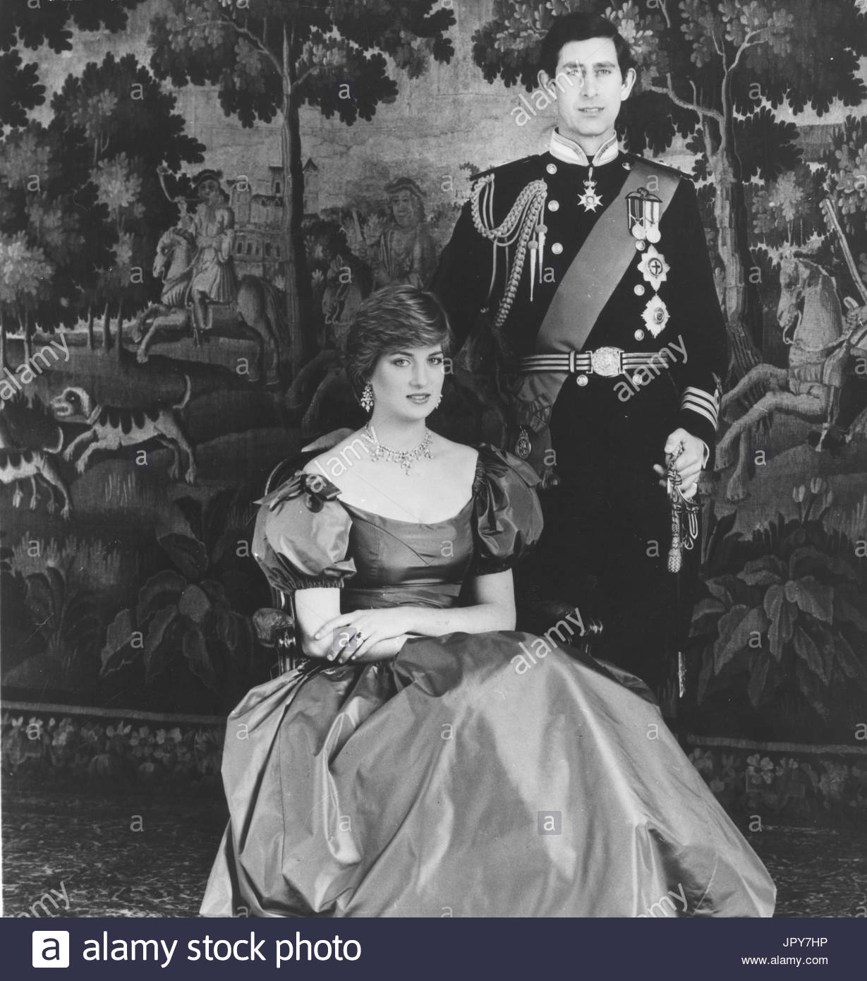 princess dianas death How the royal broke protocol in seven days after princess diana's death.