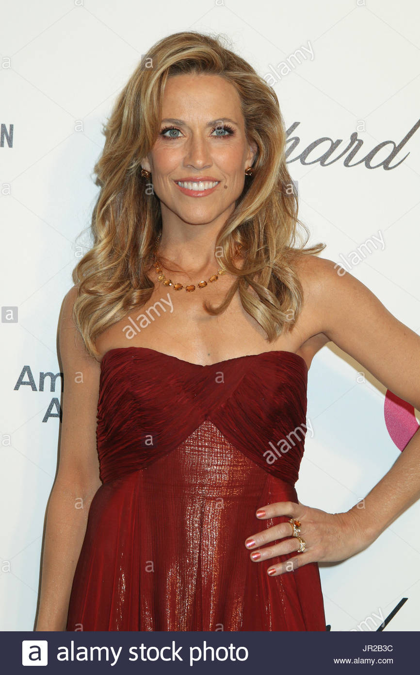 Sheryl Crow Arrivals At The 22nd Annual Elton John Aids