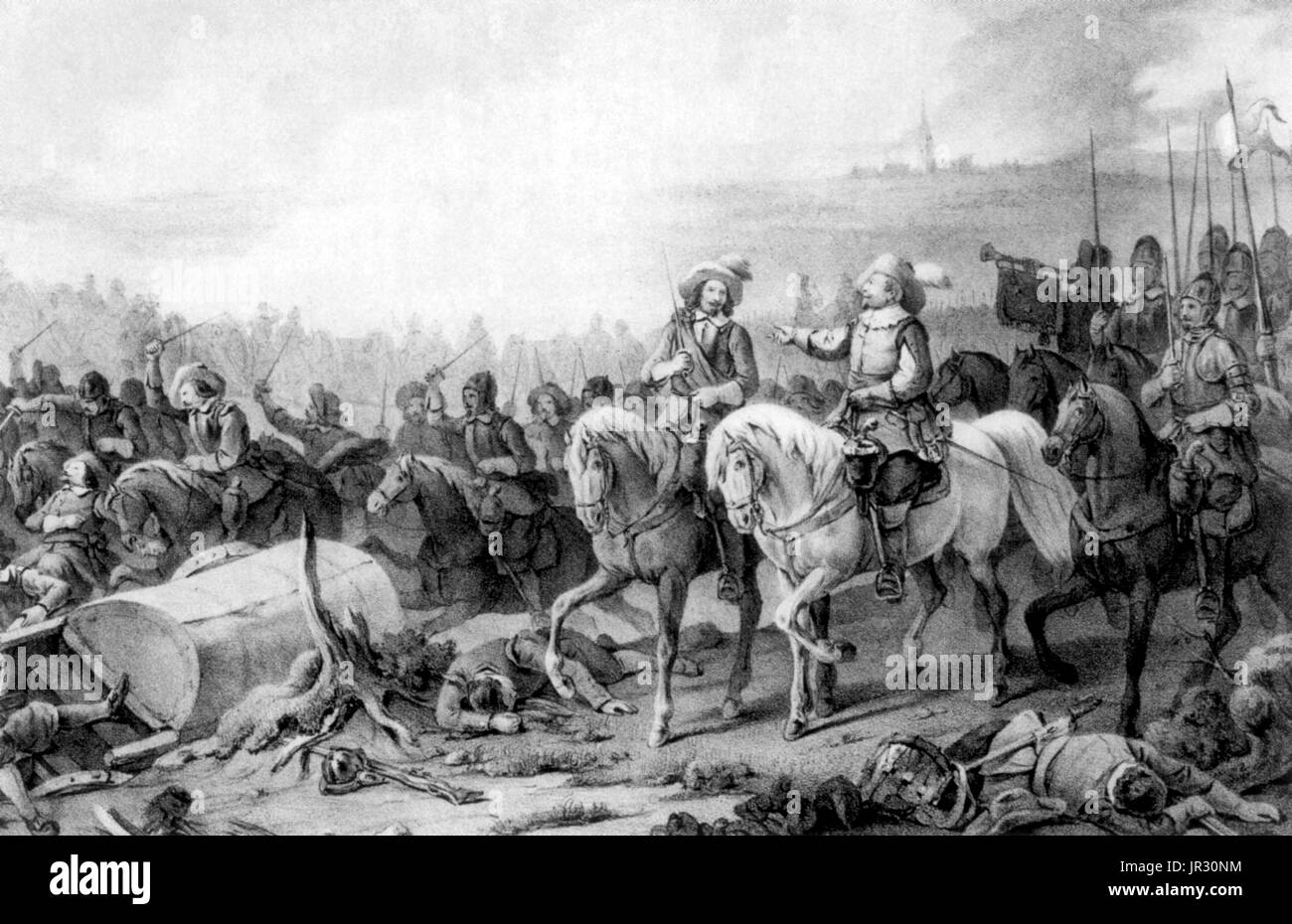 thirty year war essays The reason for the battle of the thirty years' war was to battle for religious control of holy roman empire the thirty years war was caused by the split of the catholic church, oterwise known as.