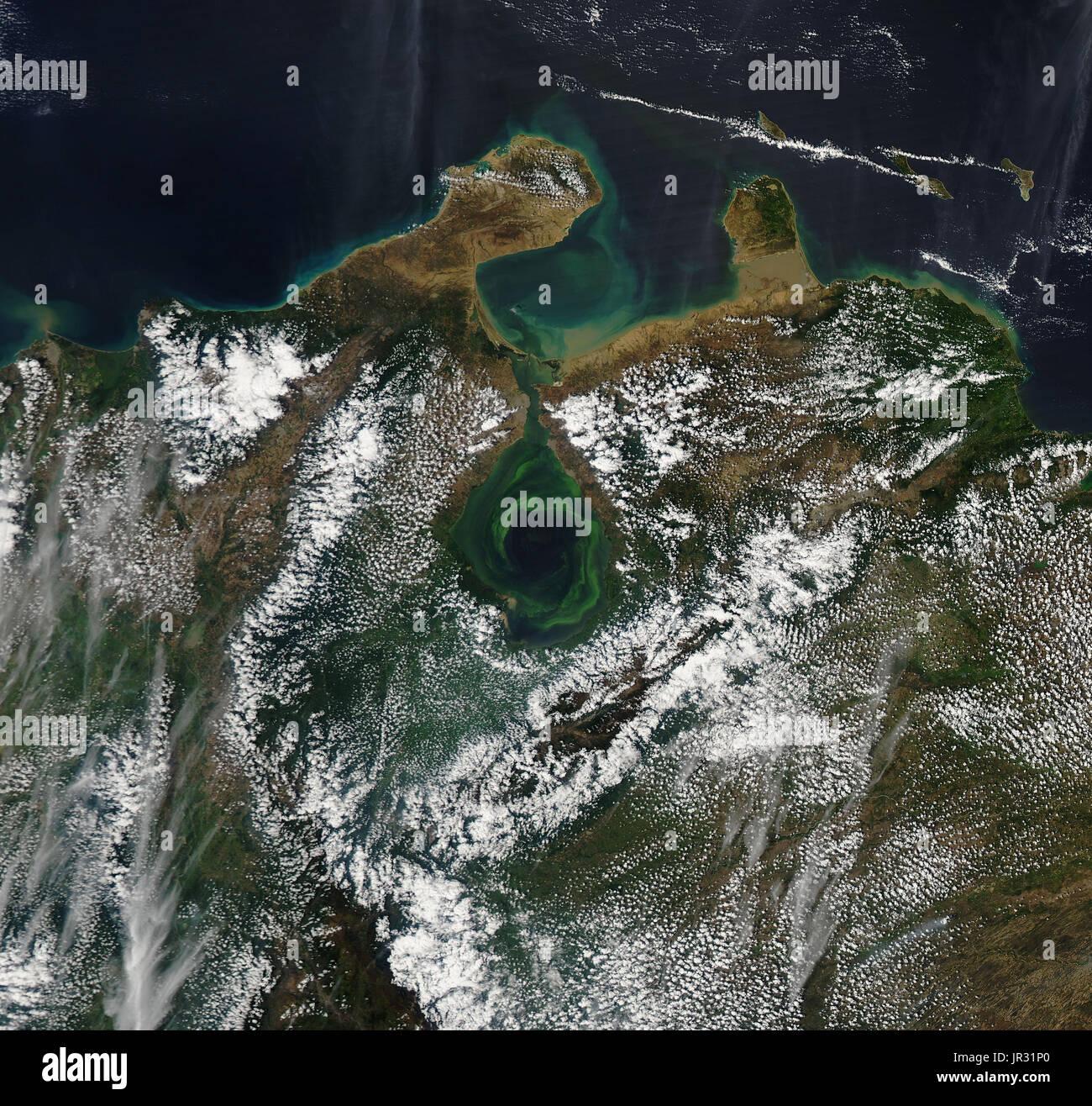 Lake Maracaibo: geographical location, description, origin 2
