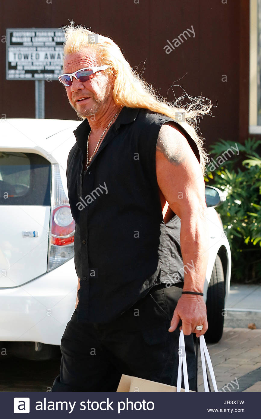 Lee chapman stock photos lee chapman stock images alamy for Duane chapman dog the bounty hunter