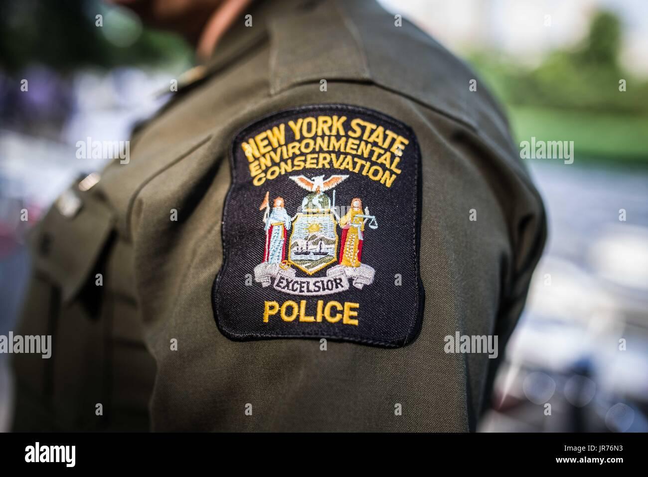 new york city new york usa 3rd aug 2017 new york state stock